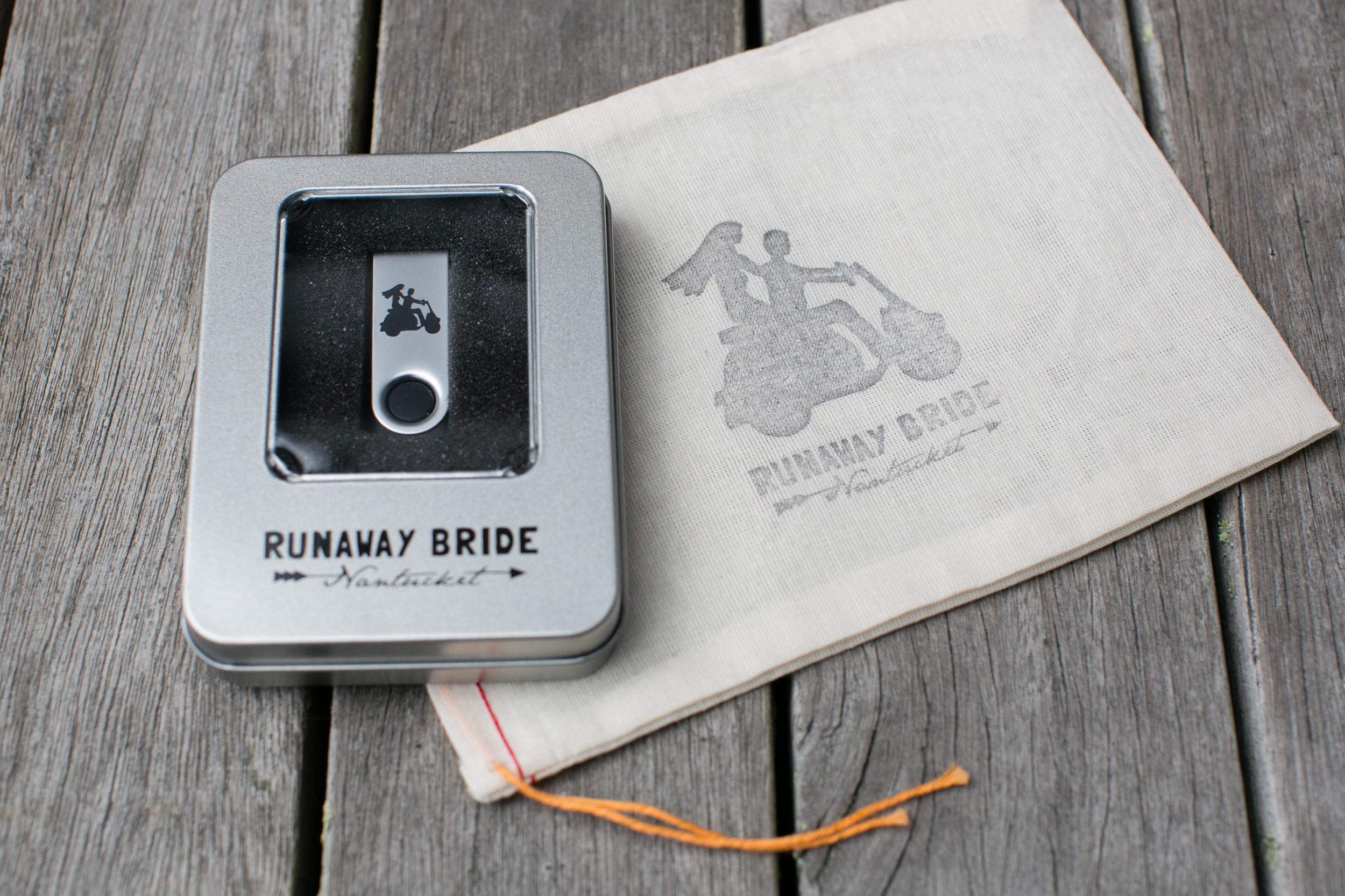 // USB drive and keepsake carrying case.    $150.00 each.