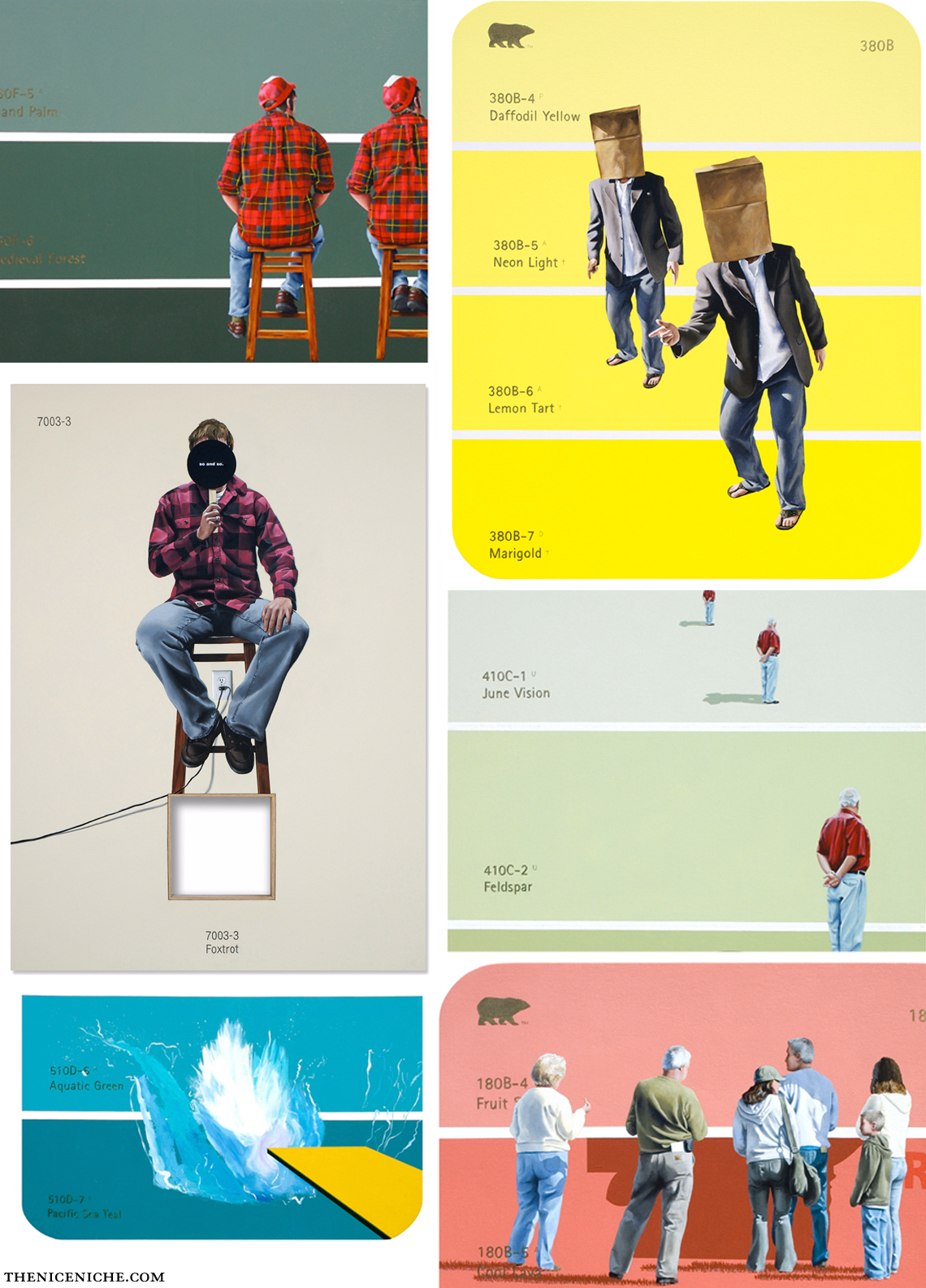 Shawn Huckins Nice Niche Feature
