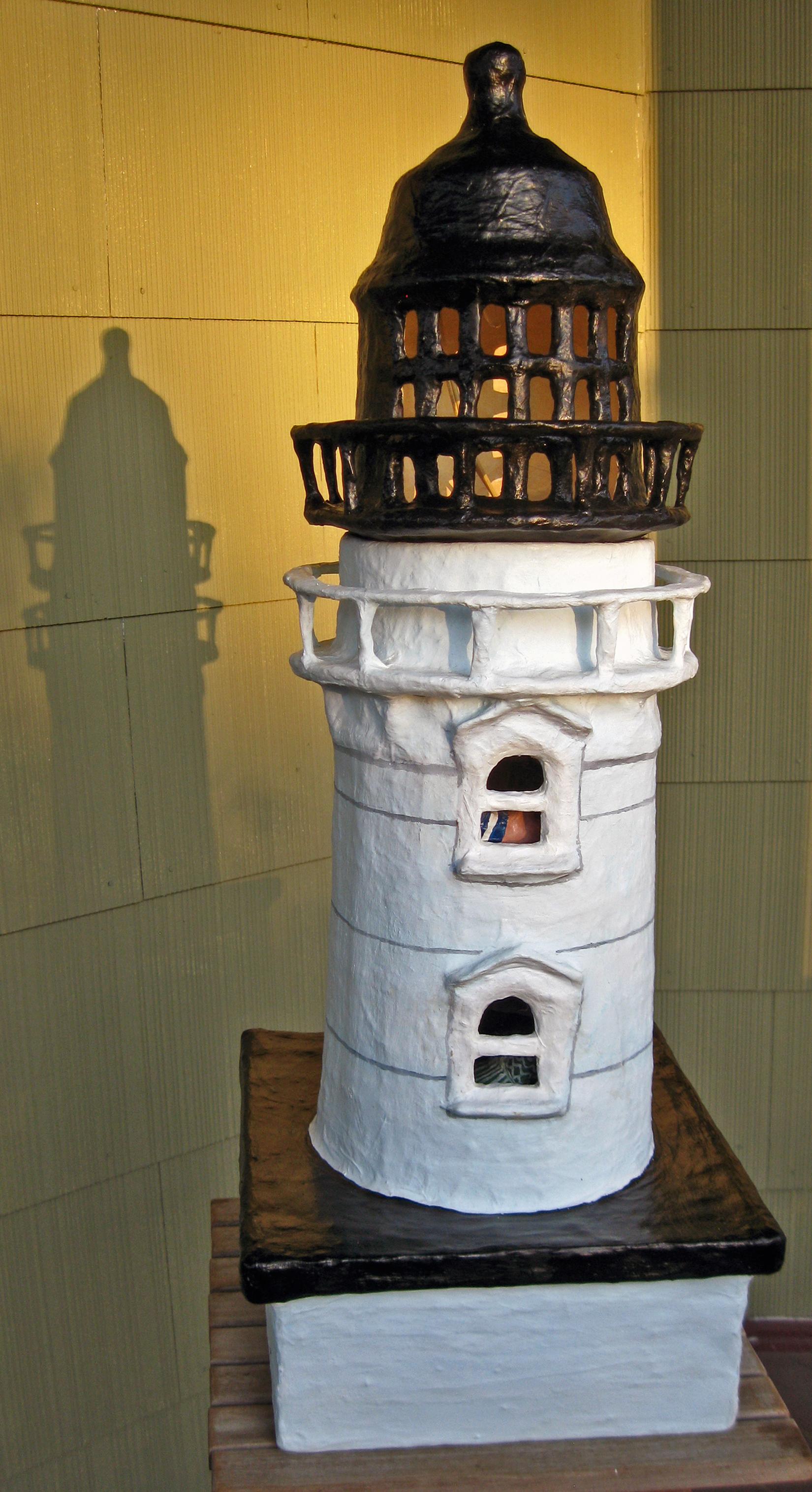 "Paul Farinacci. ""Lighthouse""."