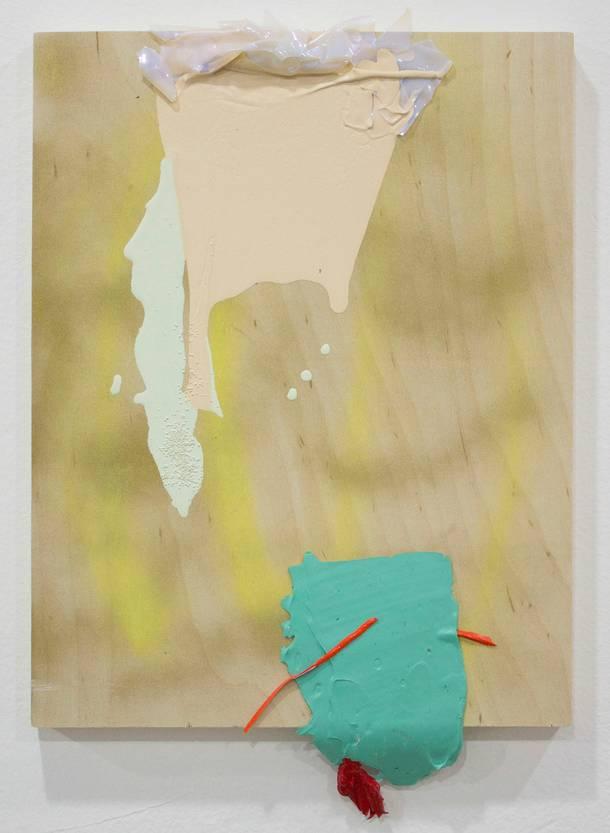 """Melinda Laszczynski's """"Fringe"""" at Rhizome Gallery"""