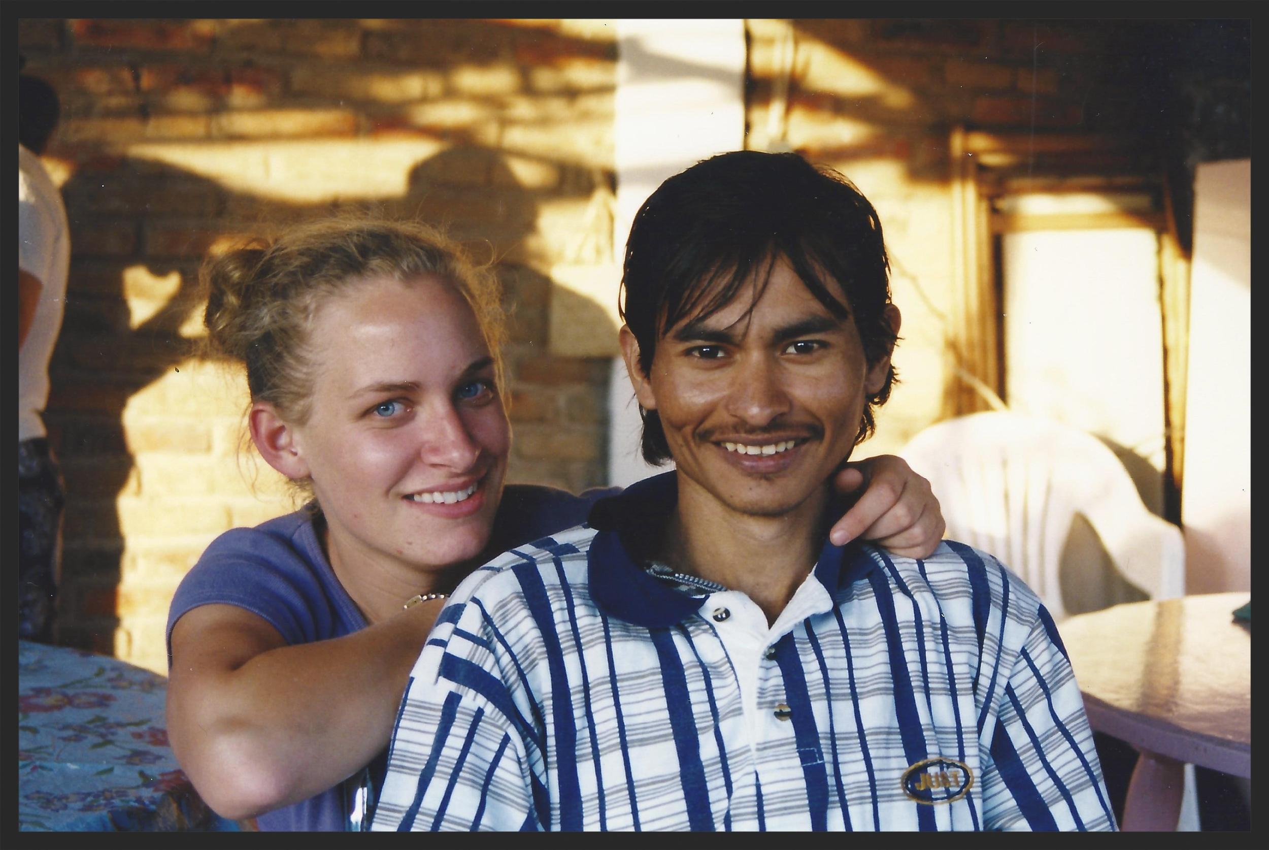 Kara and Gabriel at Centro Integral
