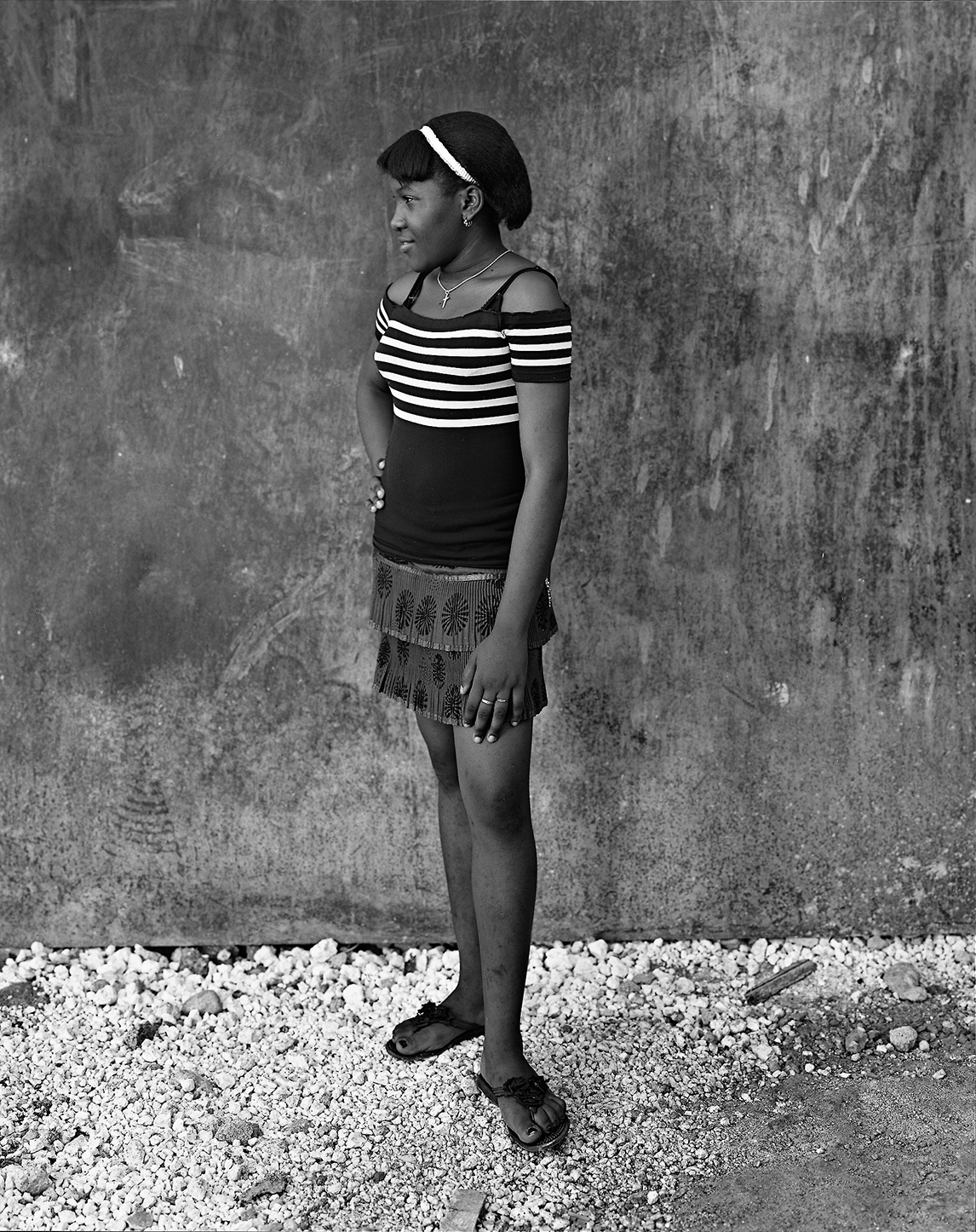 Camesuze Mondesir (My Pose), Grand Rue, November 2011