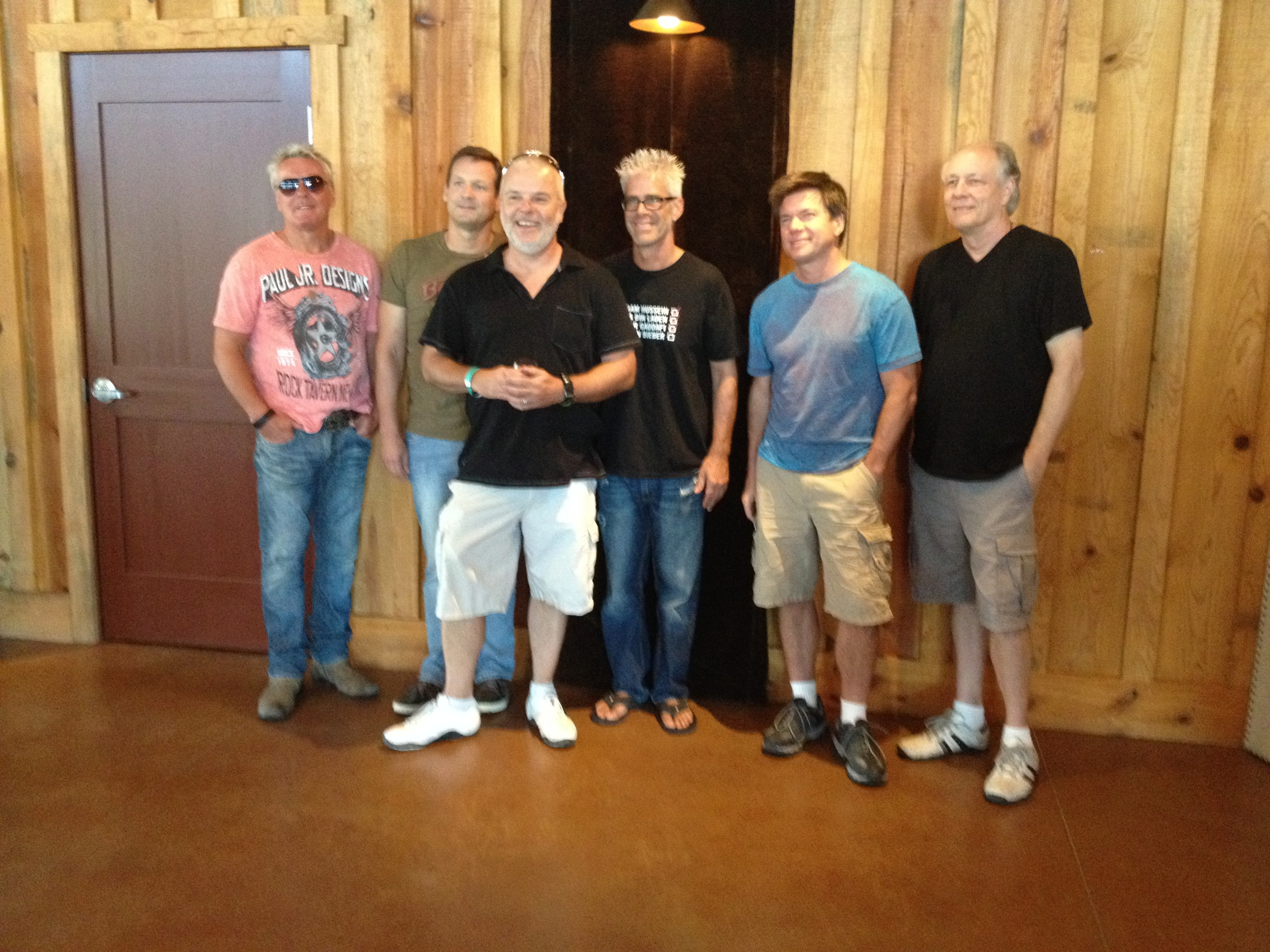 Little River Band and Peter.JPG