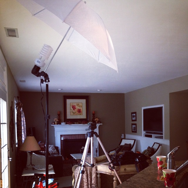 Working on set today! With. Great crew!!!! Stay tuned for the latest project! #teamus