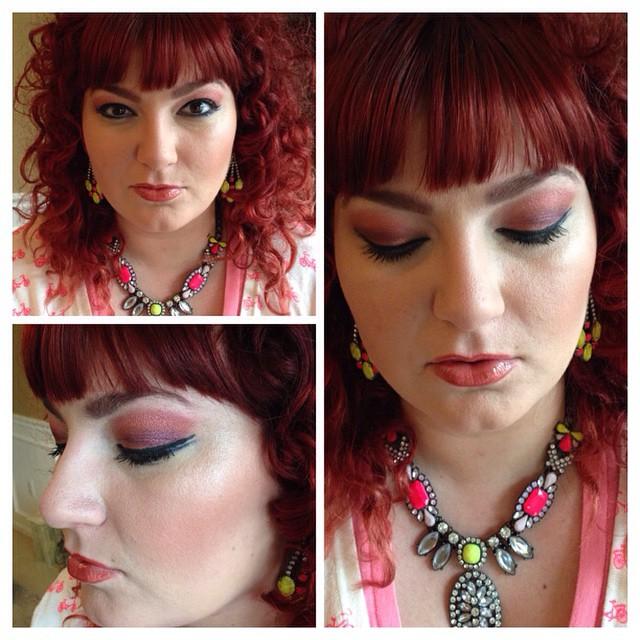 Makeup Done-by #KaylaZ