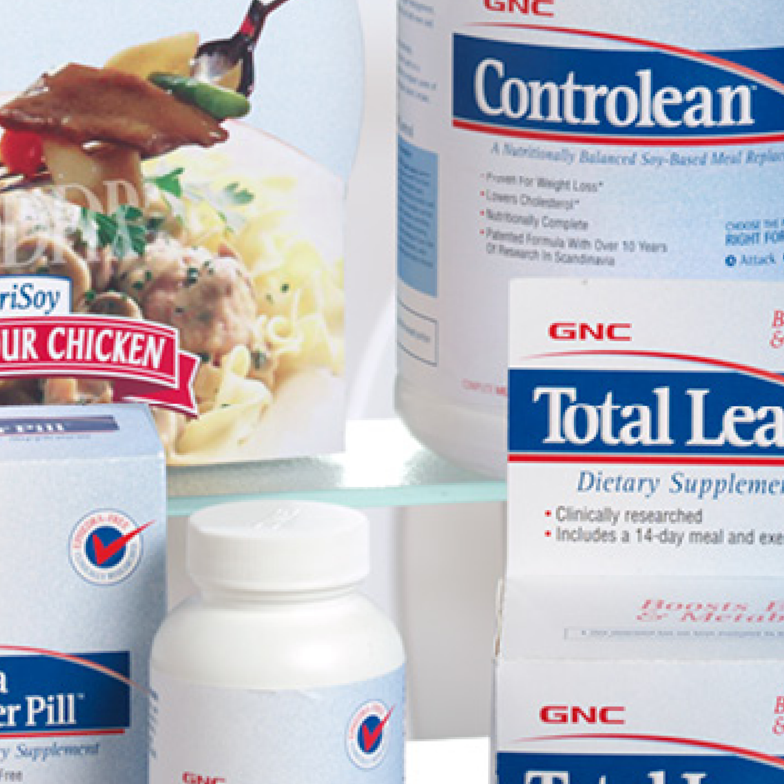 GNC | TOTAL LEAN   PRODUCT REBRAND & POSITIONING STRATEGY GENERATES $26M+ IN FIRST SIX MONTHS