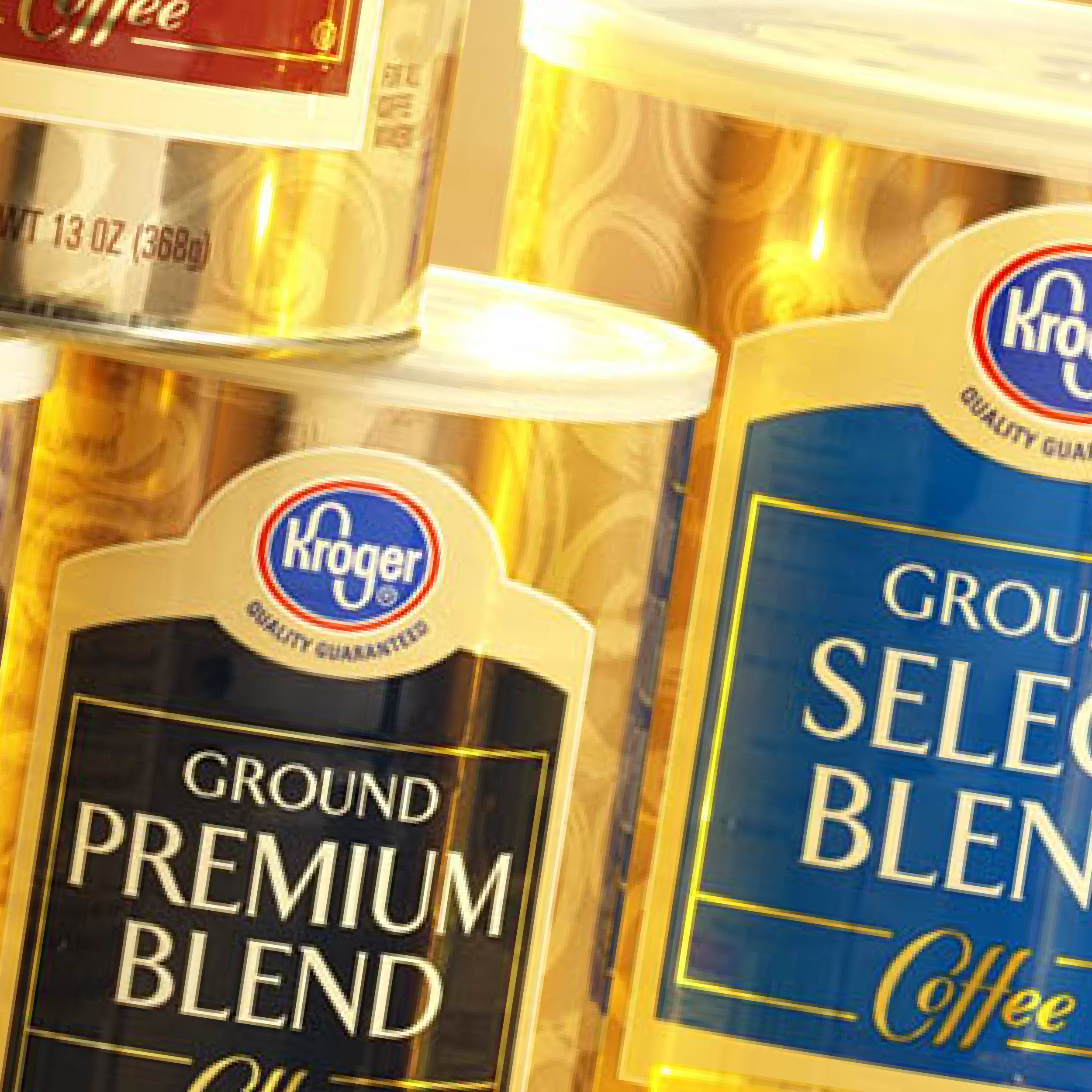 KROGER | COFFEE    DECISION TREE STRATEGY FOR NATIONAL BRAND COFFEE REJUVENATION