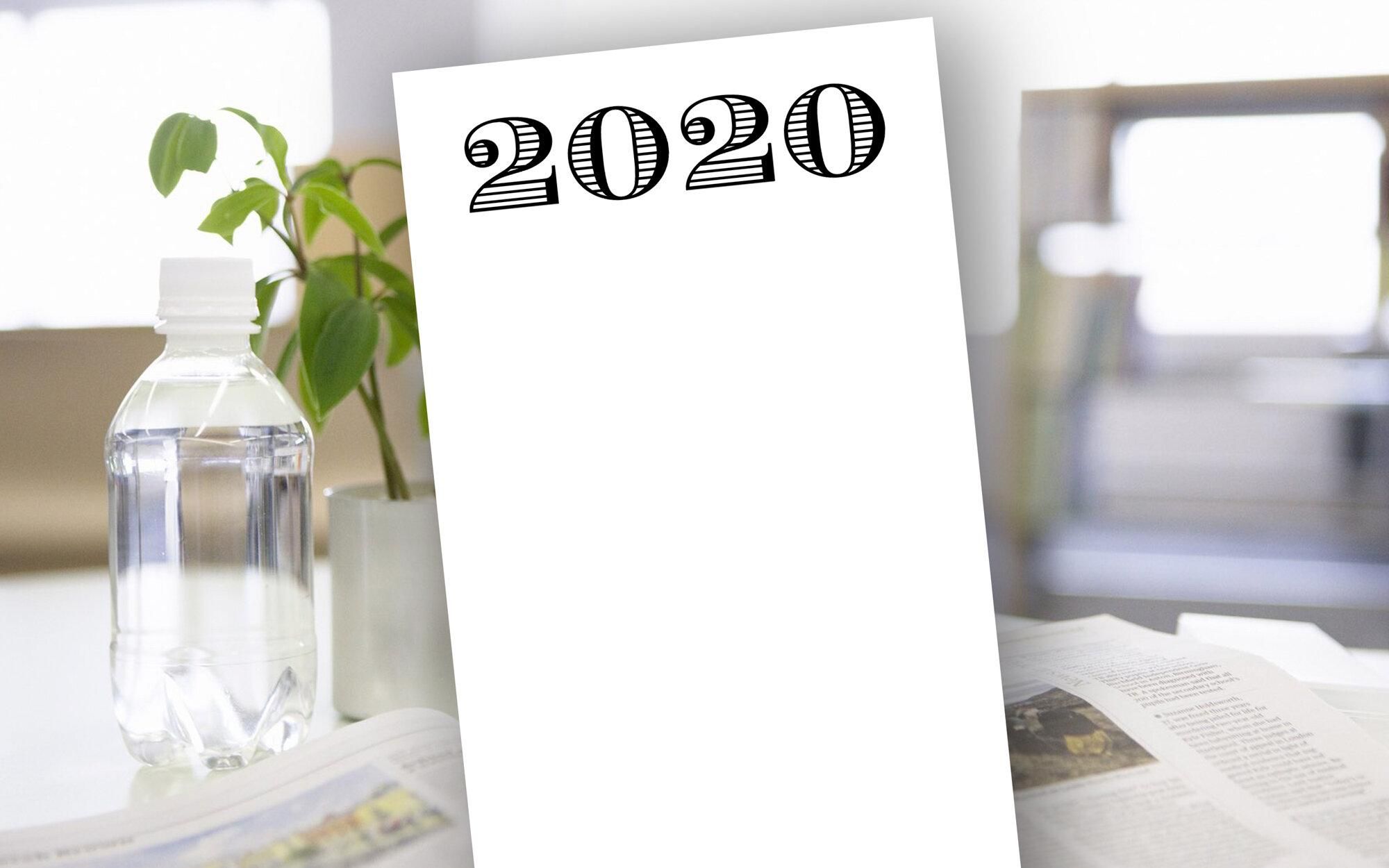 2020 BUCK PAD