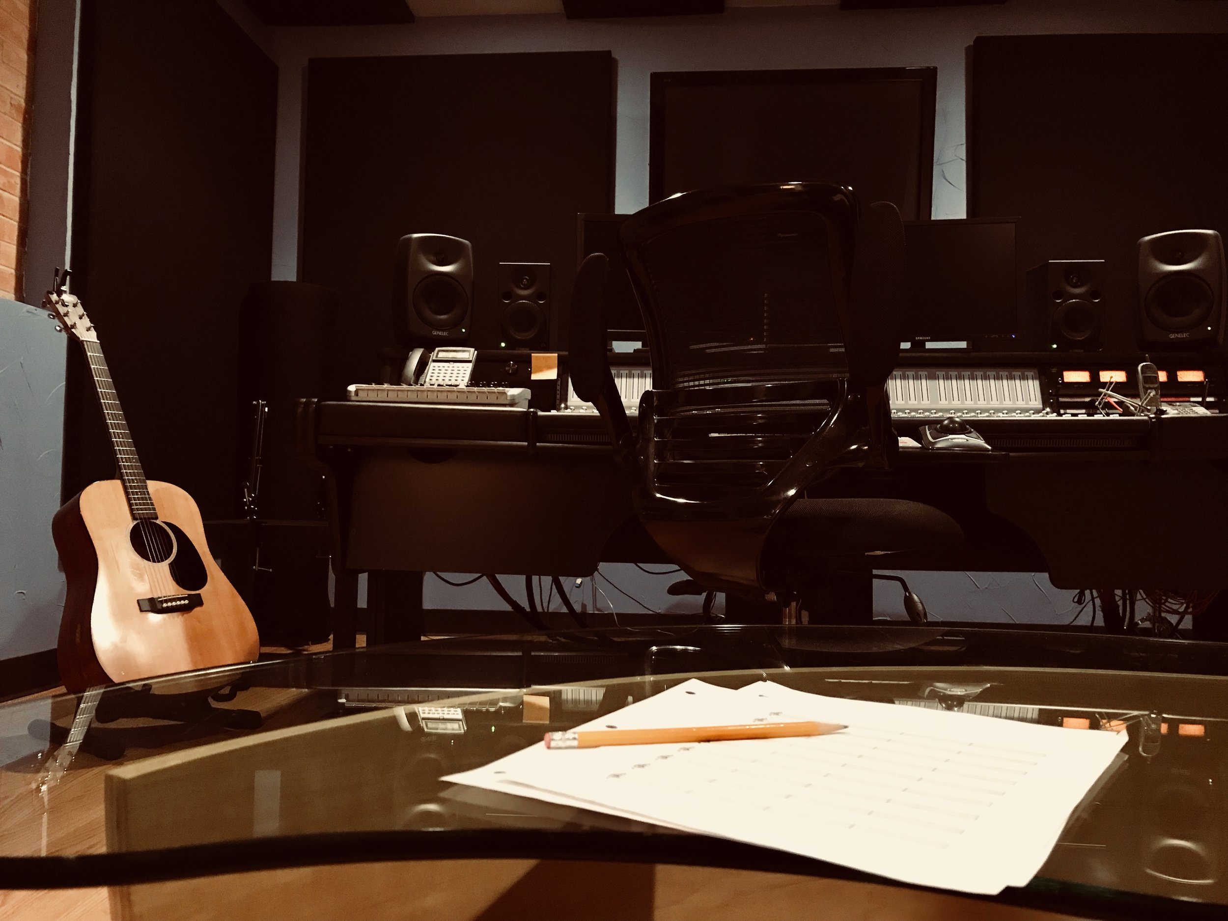 Songwriting Sessions -