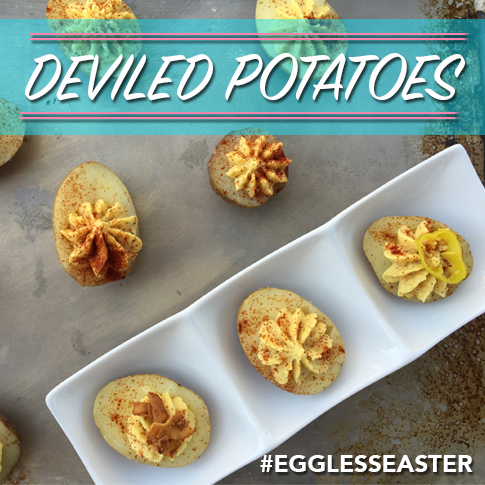 Deviled Potatoes