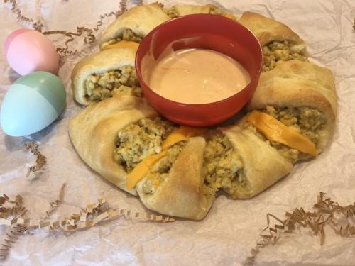 Served with sriracha mayo!