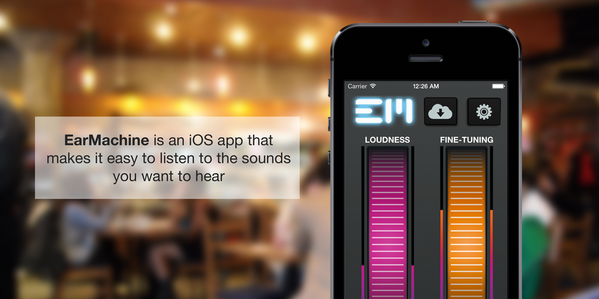Get EarMachine on the App Store.
