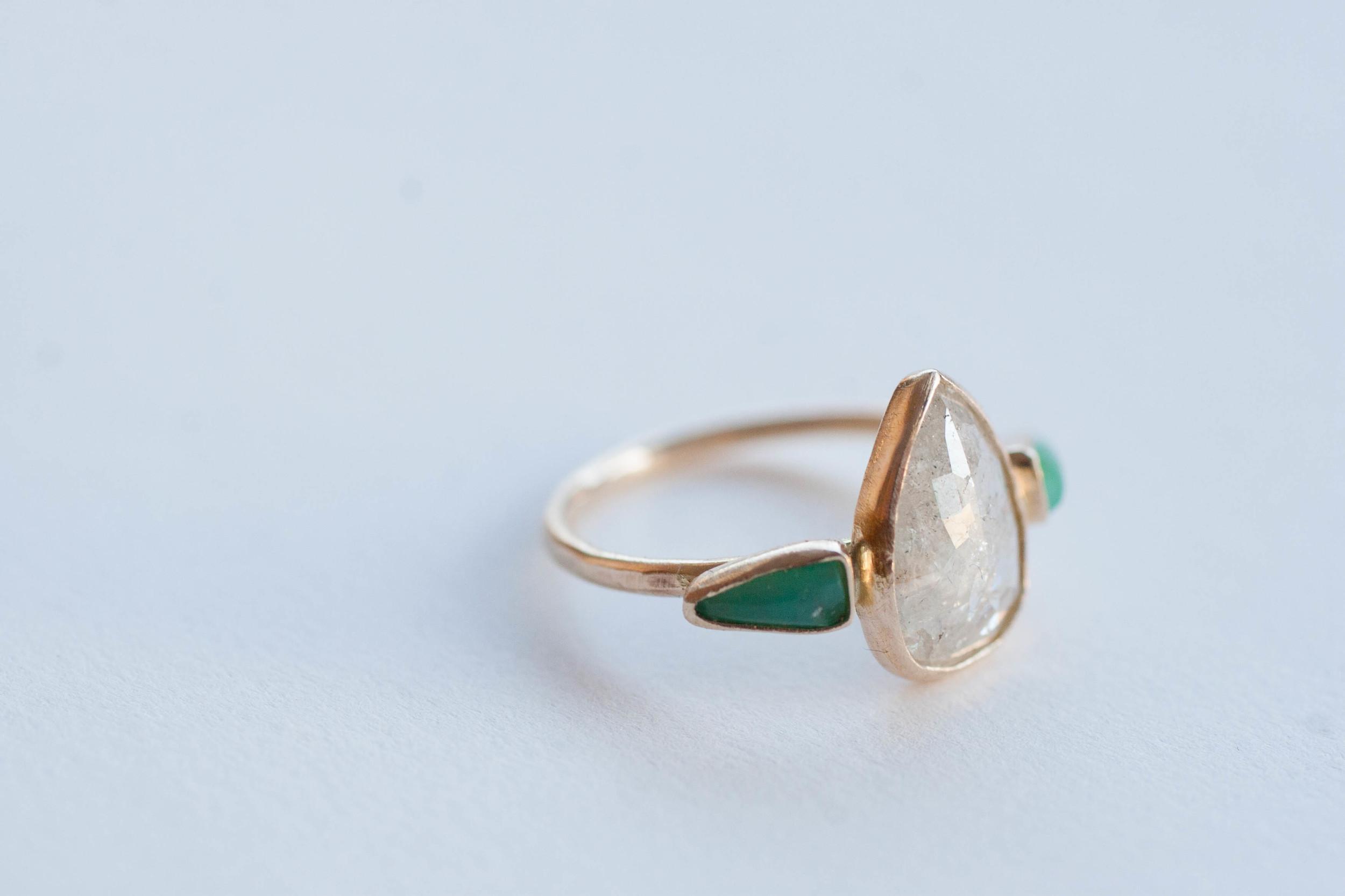 Robin + Mike diamond chrysocolla ring-6.jpg