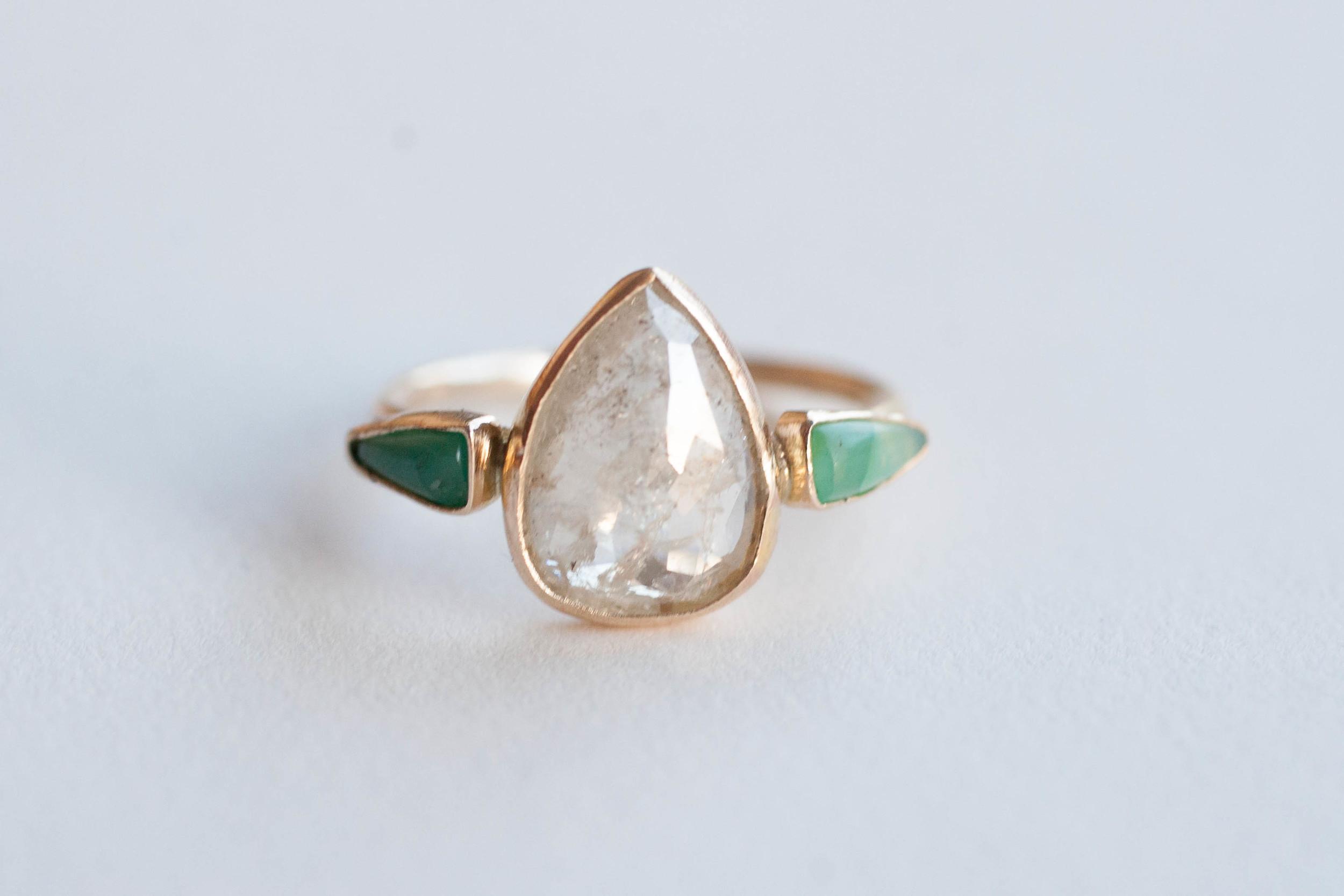 Robin + Mike diamond chrysocolla ring-11.jpg
