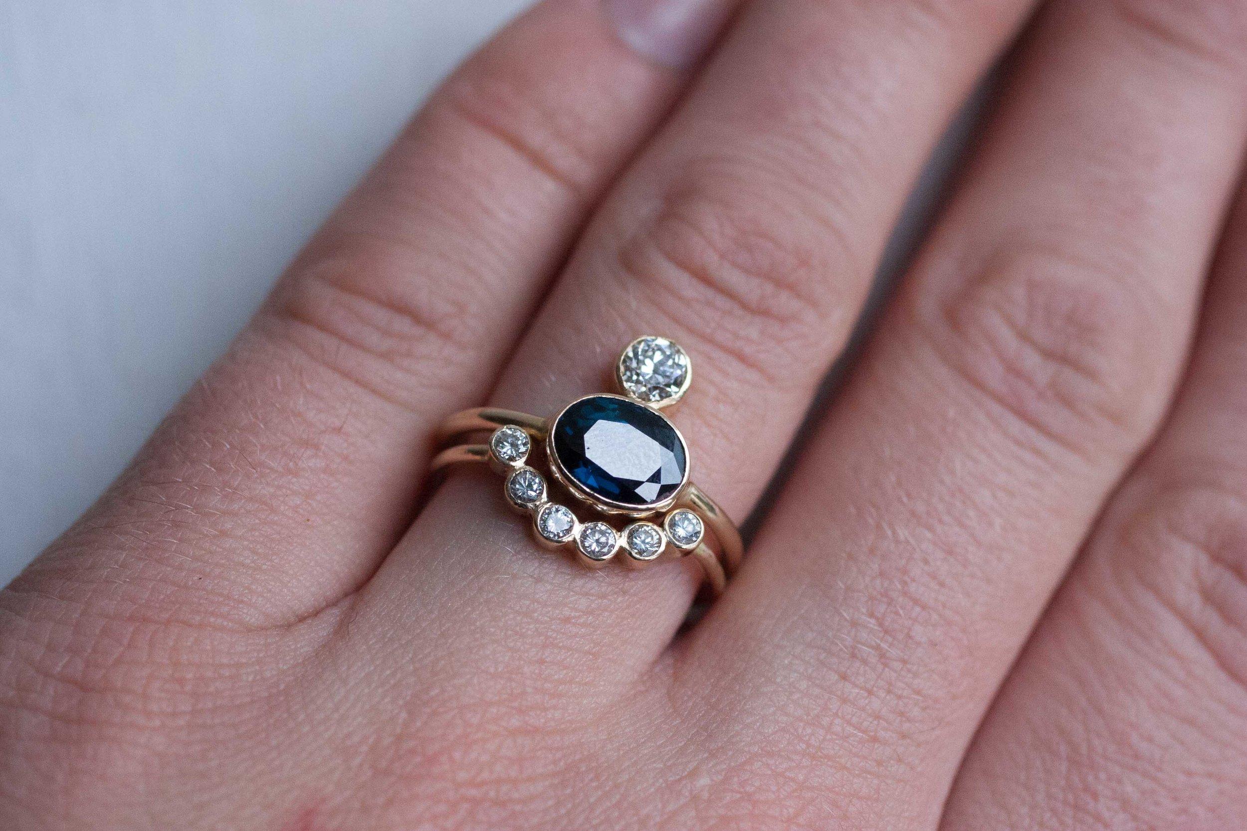 Dylan + Hannah Heirloom Sapphire Ring-9.jpg