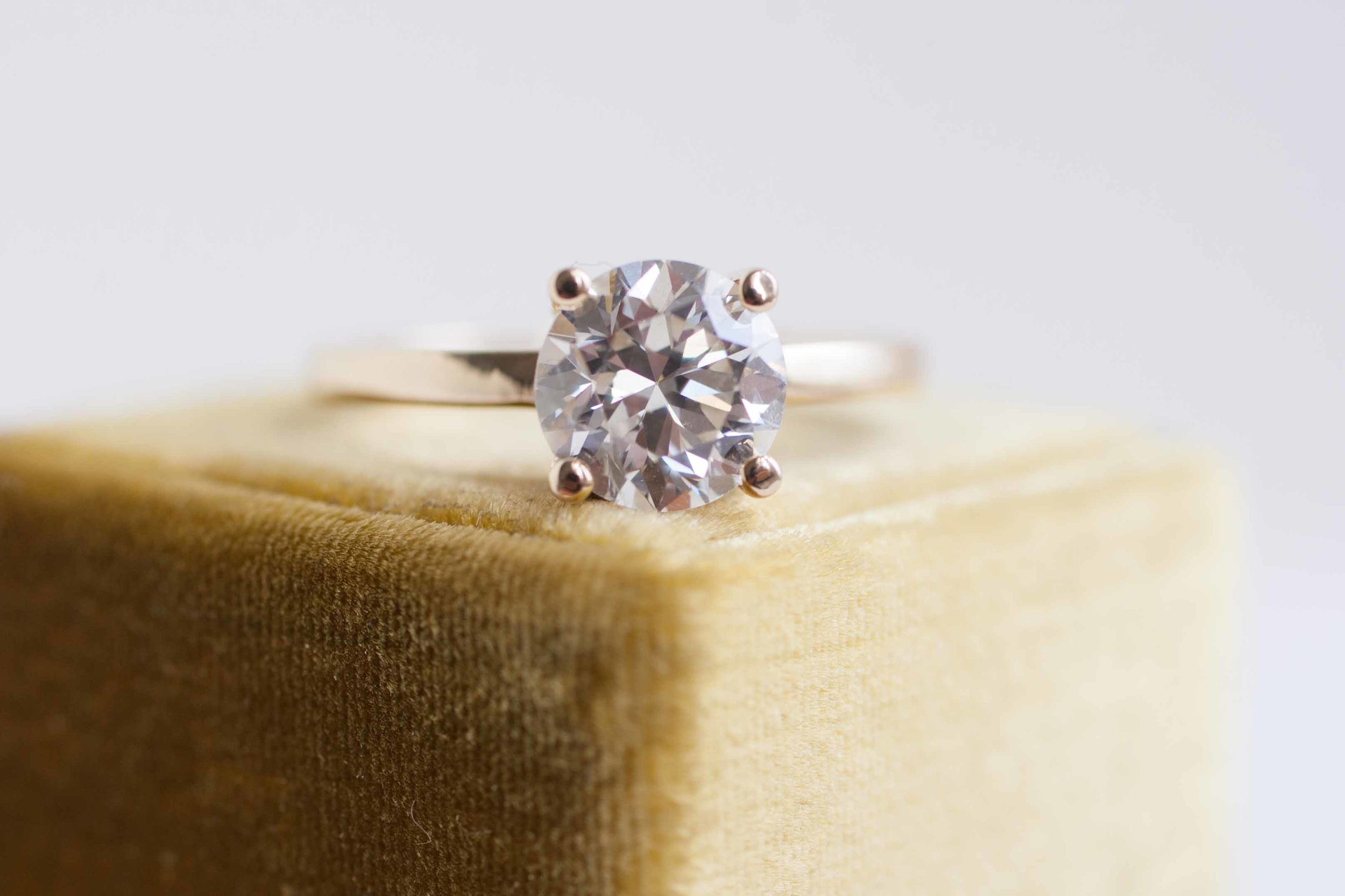 Lauren + Josh Custom Heirloom Diamond Solitaire-5.jpg
