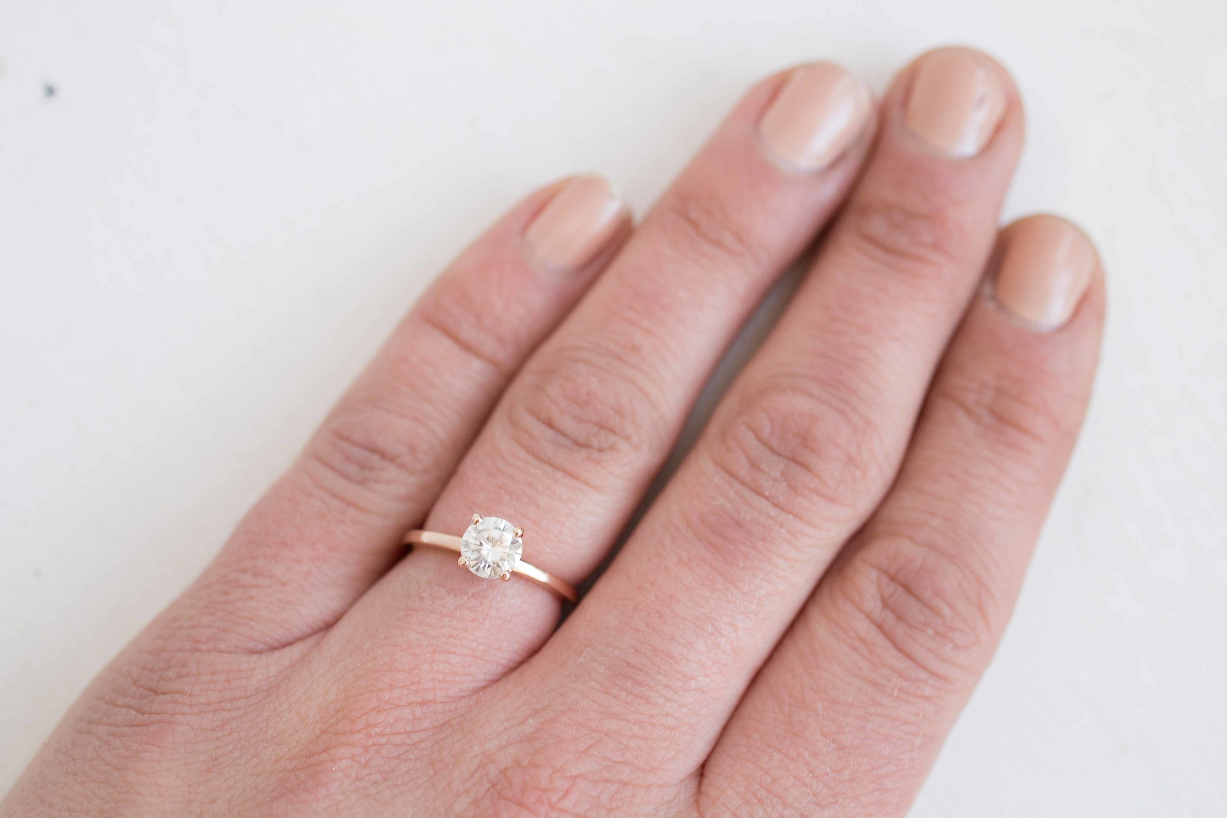 Robert + Sapphira Moissanite Rose Gold Solitaire -9.jpg