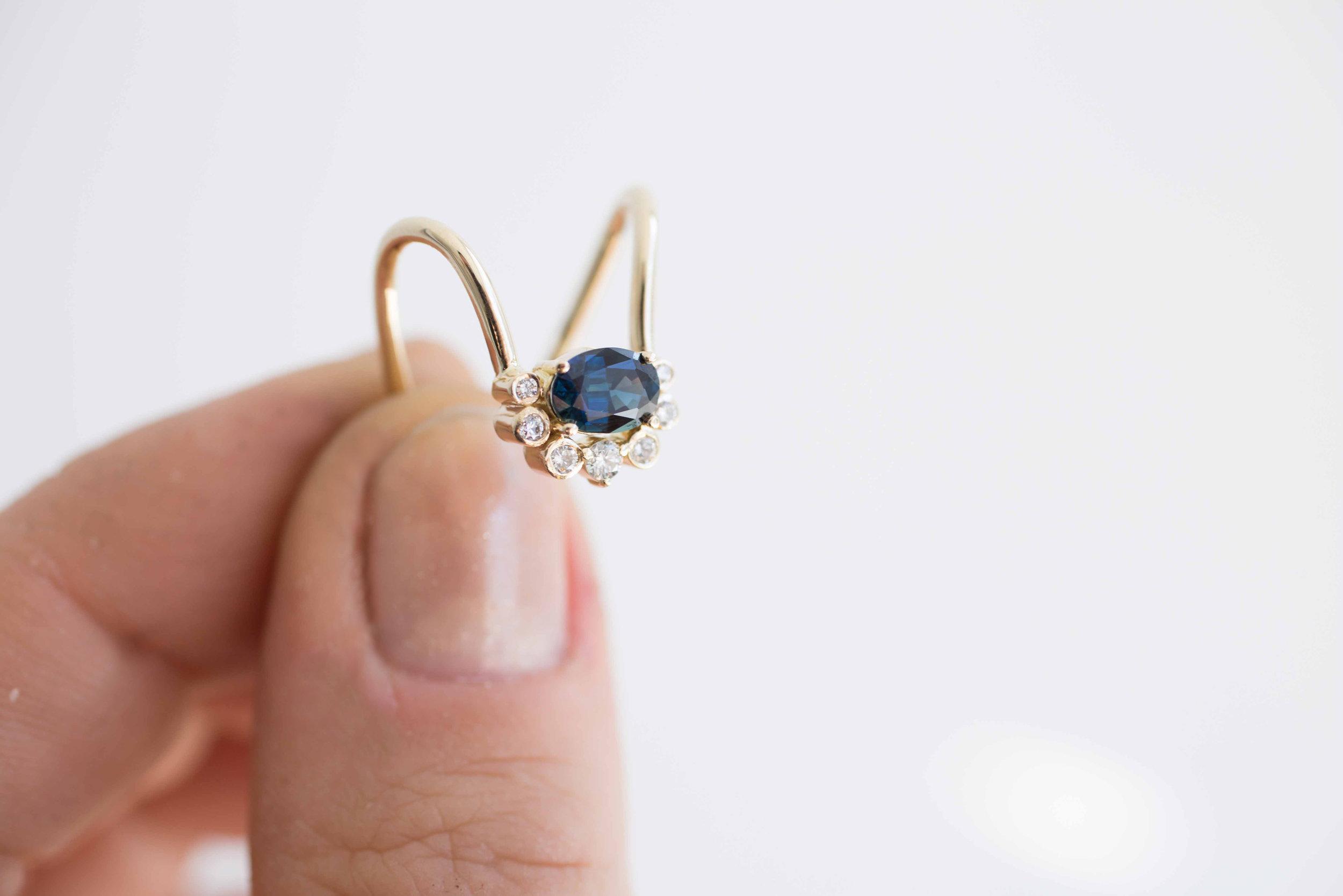 Nikhil + Anita Sapphire Diamond Vanki Ring-11.jpg