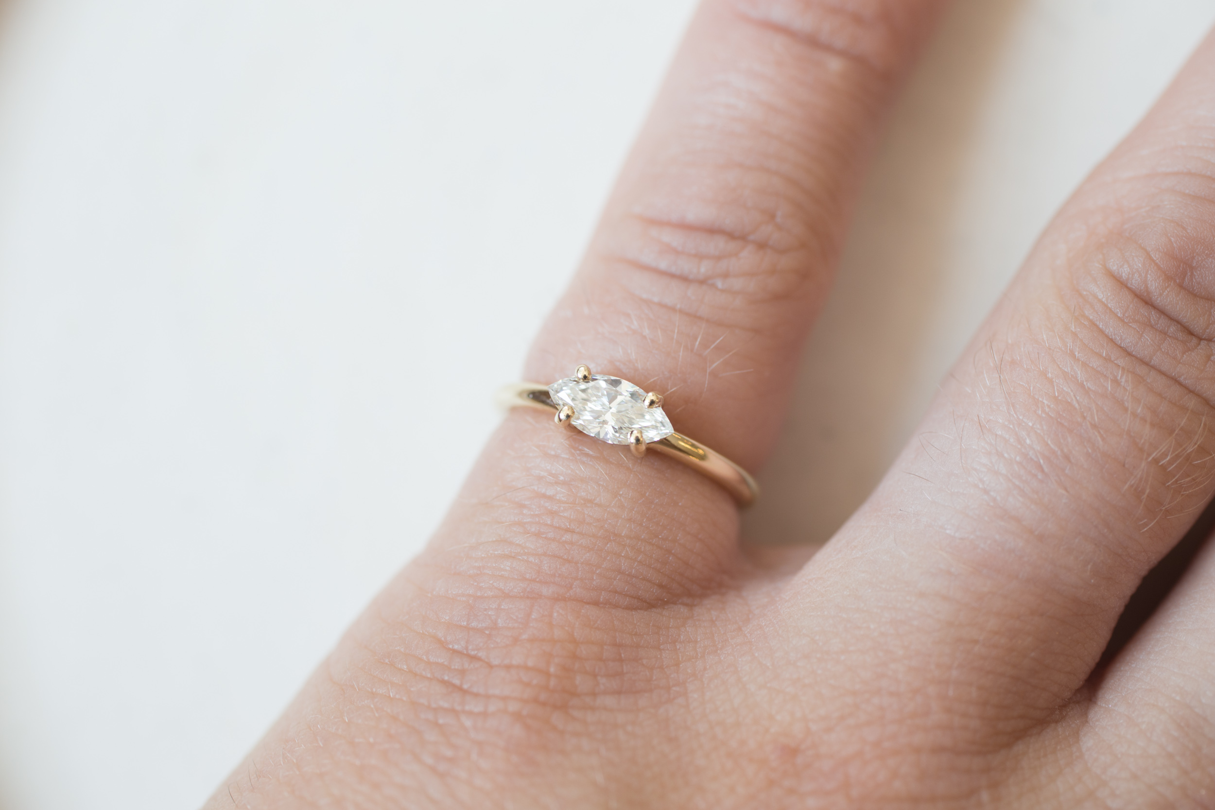 Ben + Aubrey Marquise Diamond Solitaire Ring-10.jpg