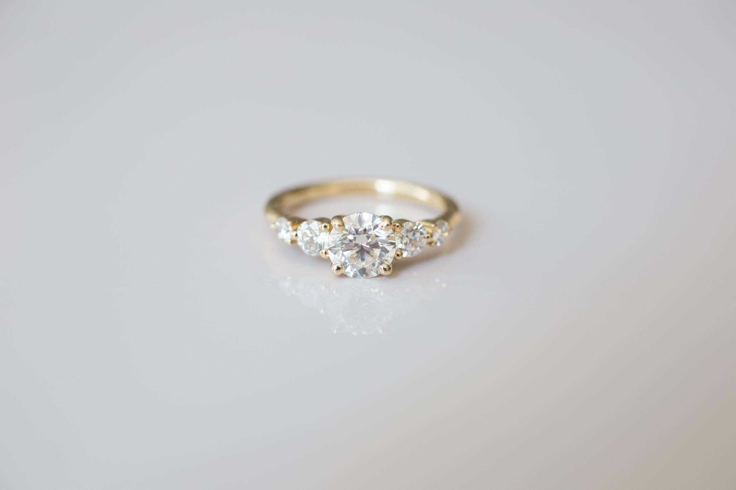 Dustin + Shauna 5 Stone Diamond Engagement-4.jpg