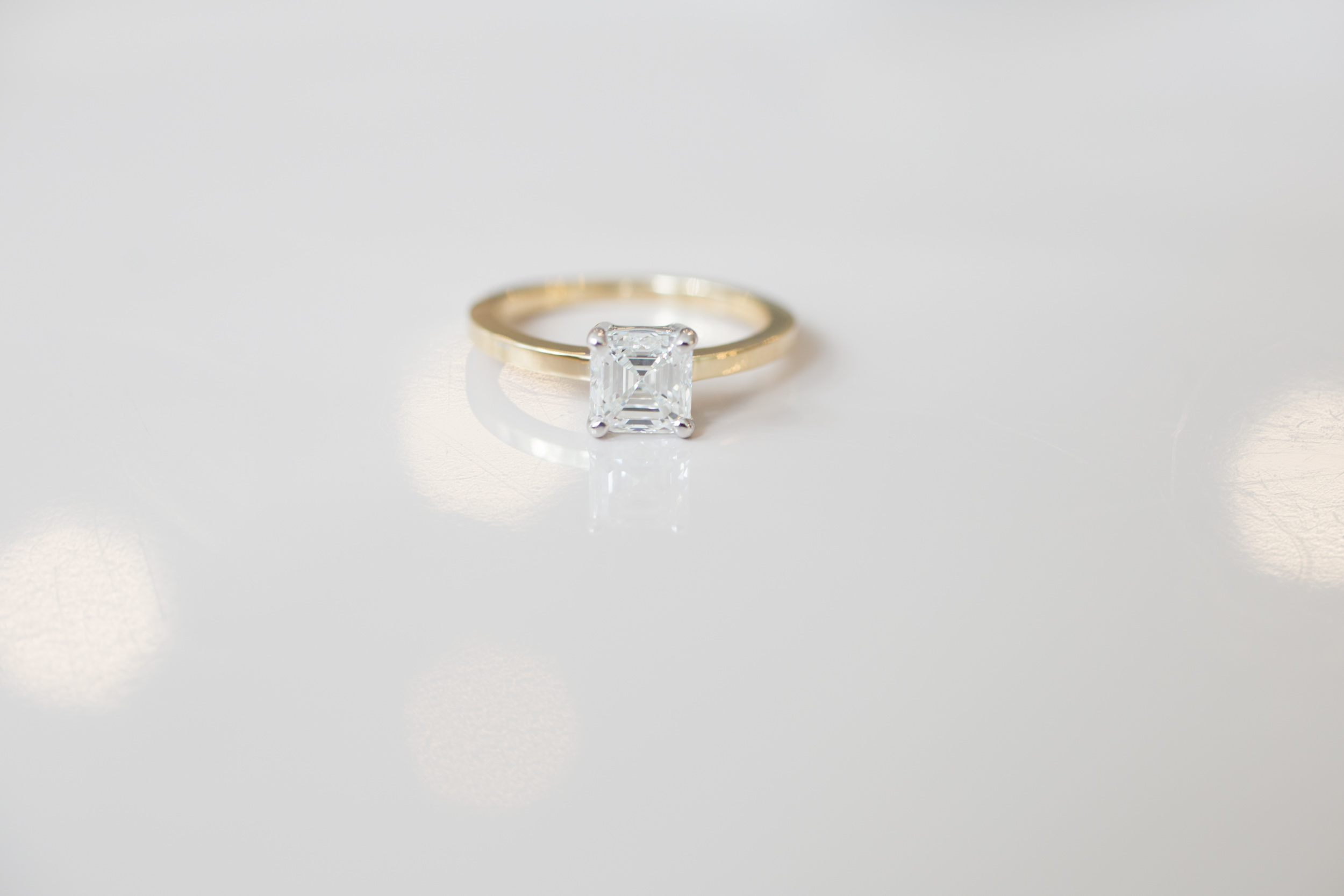 Hannah + Tom Asscher Diamond Solitaire-3.jpg