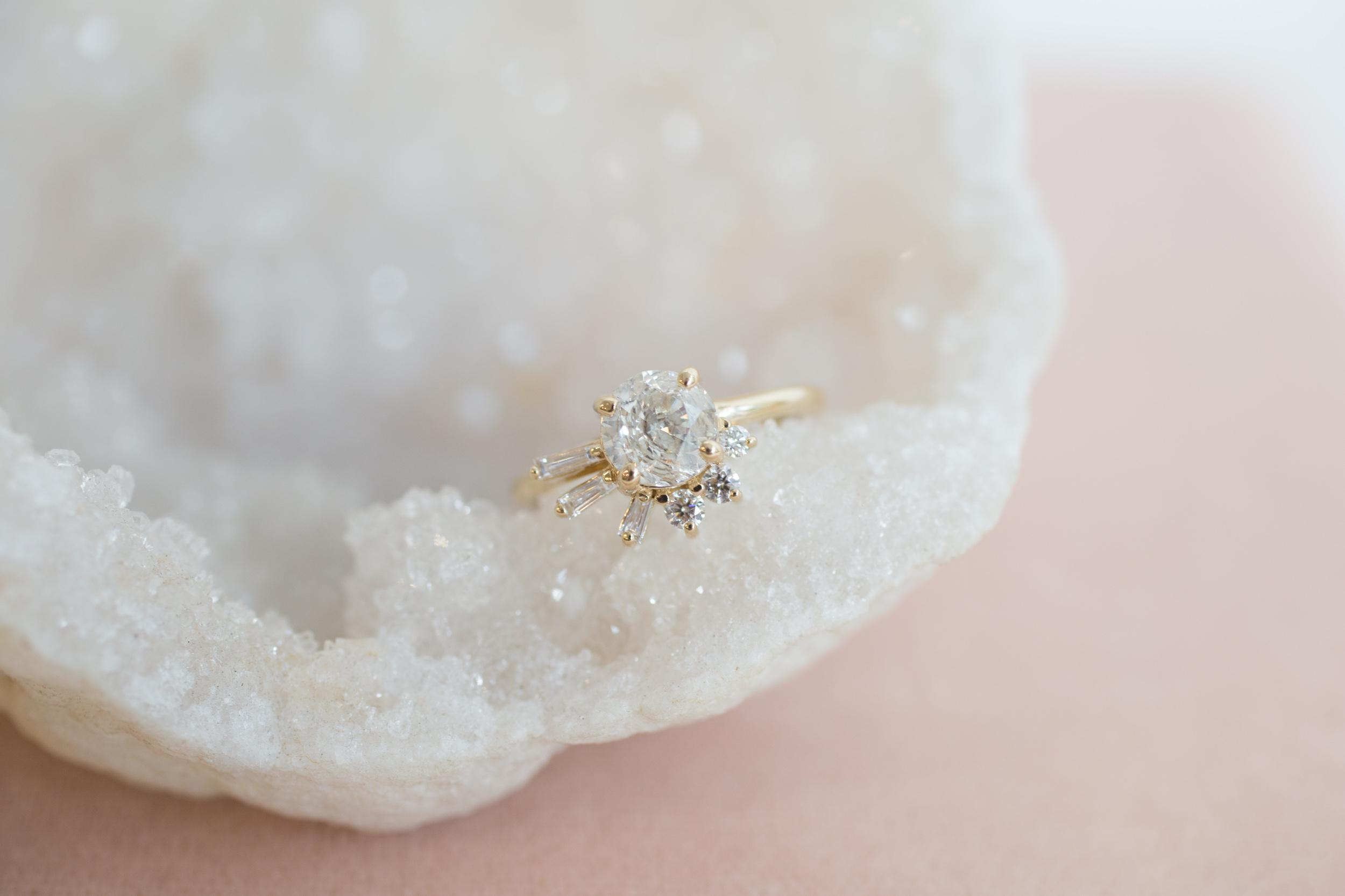 Brandi + John Heirloom Diamond Cluster Ring-2.jpg
