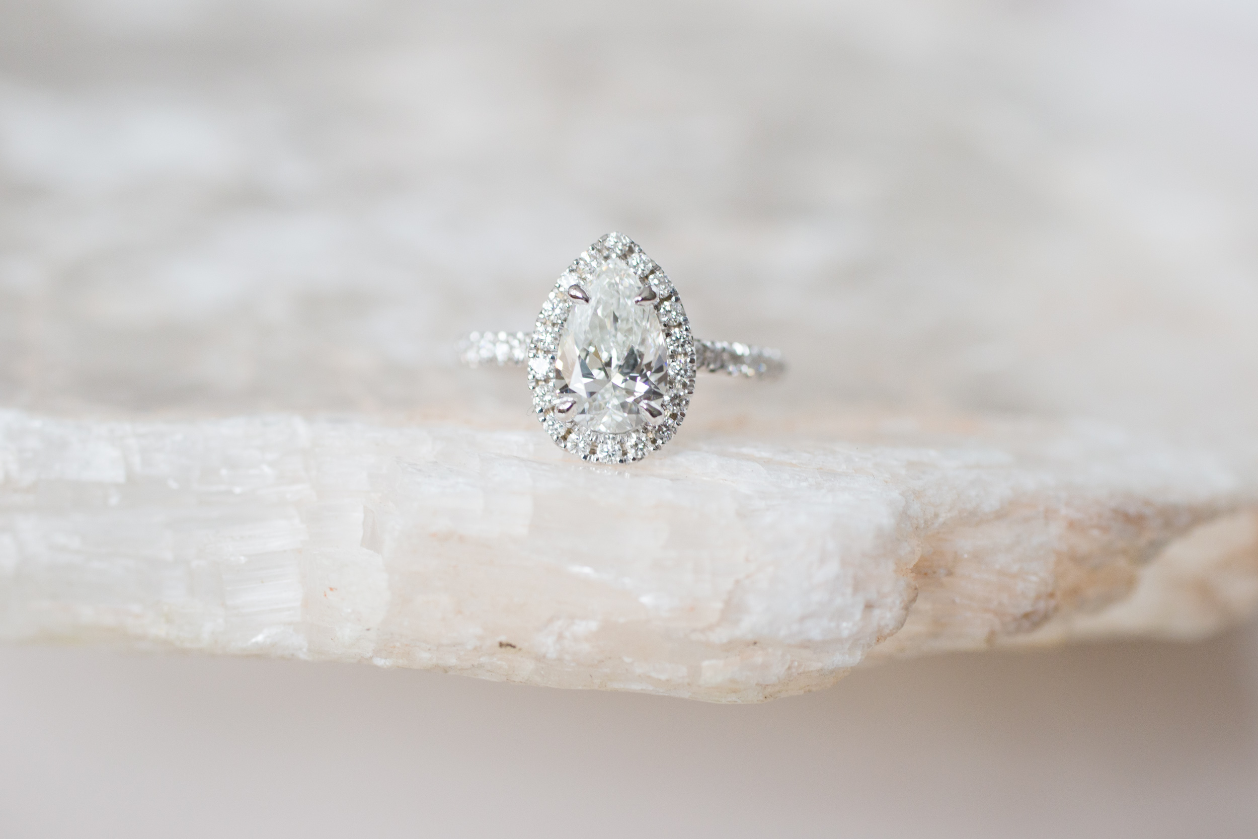 Charlie + Abi 1.2 ctw Pear Diamond Halo Engagement -1.jpg