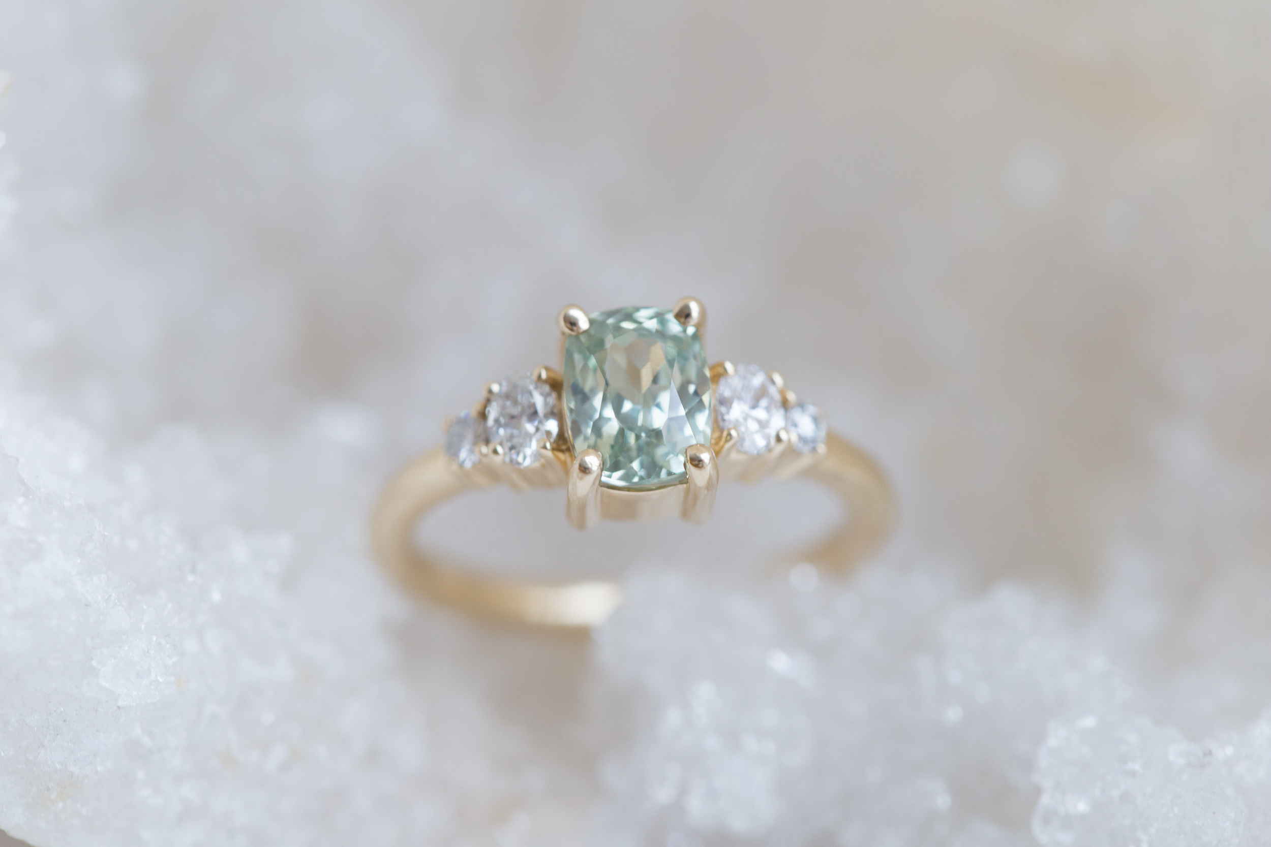 Cody + Sarah Mint Sapphire Diamond Ring-7.jpg