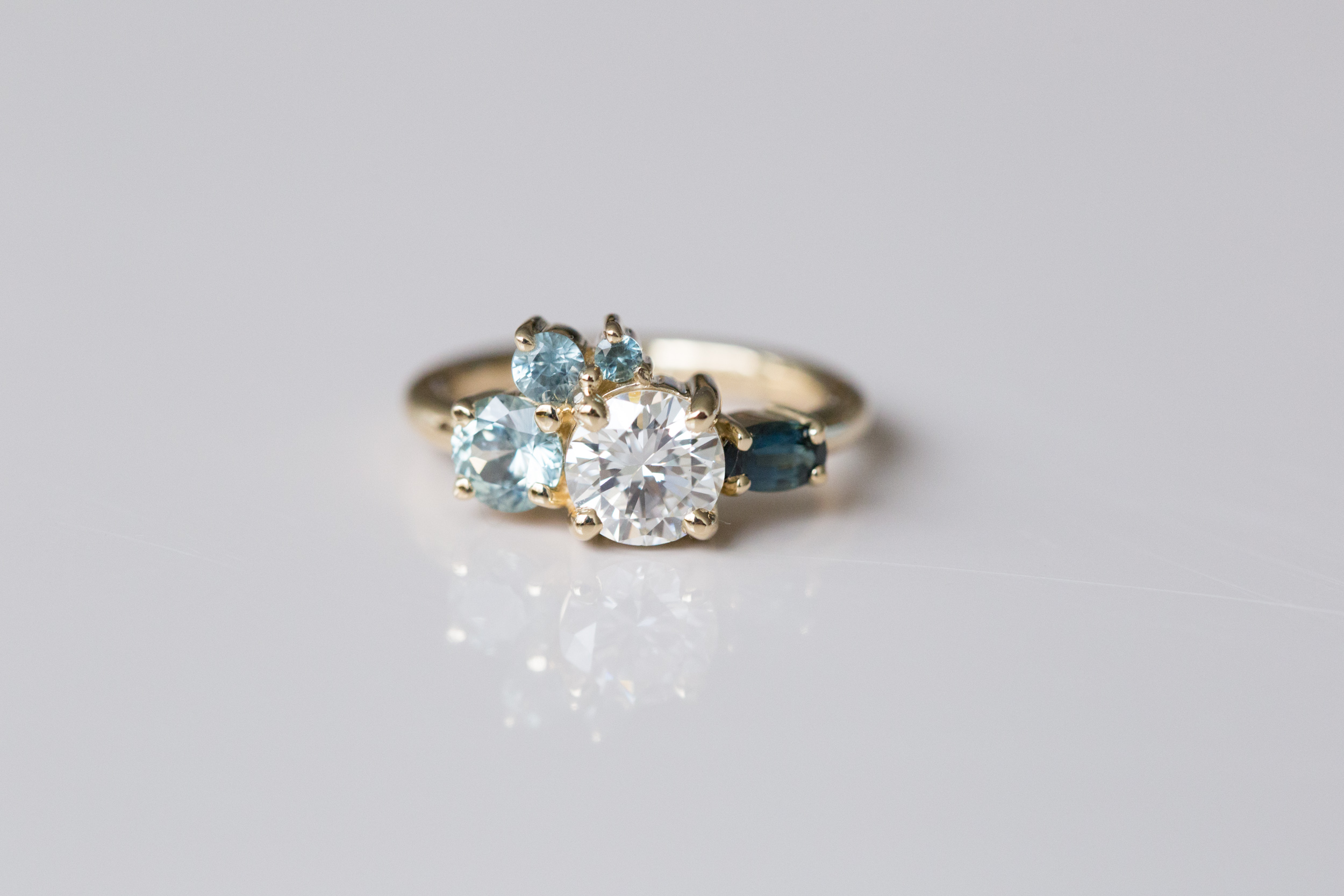 Eric + Molly Heirloom Diamond + Sapphire Ring-1.jpg