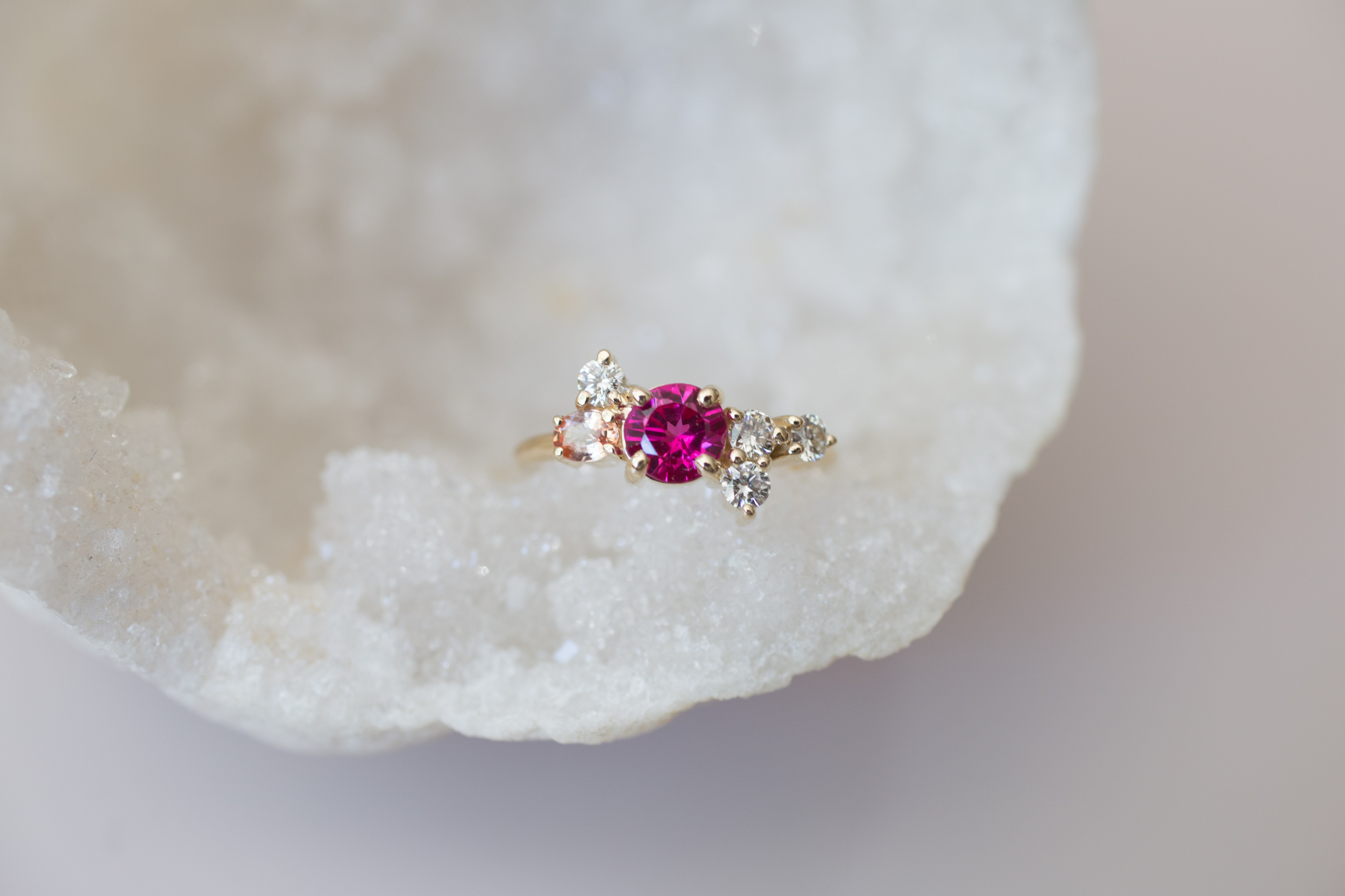 Ranjani + Deepak Heirloom Ruby and Diamond Cluster Ring-7.jpg
