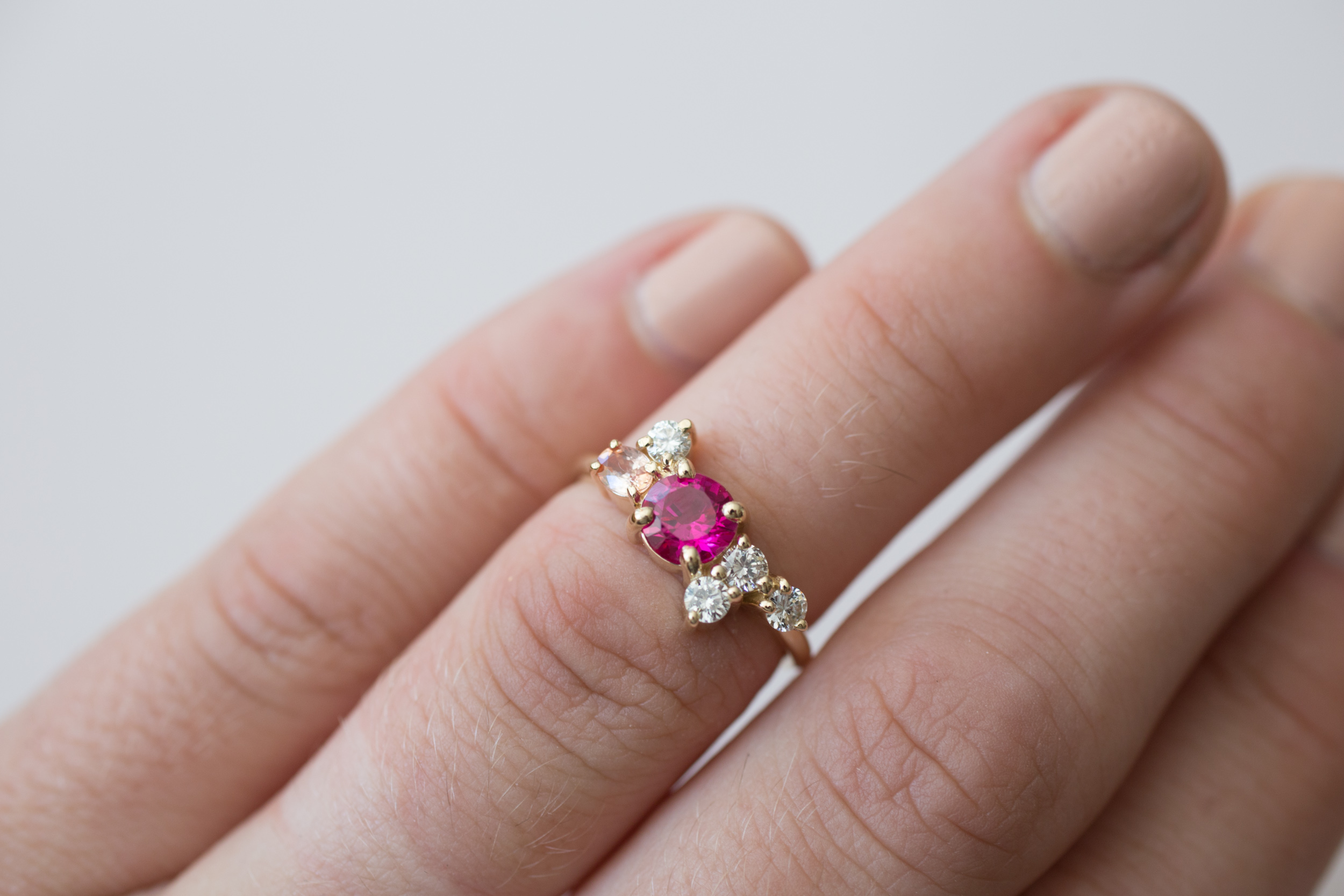 Ranjani + Deepak Heirloom Ruby and Diamond Cluster Ring-9.jpg
