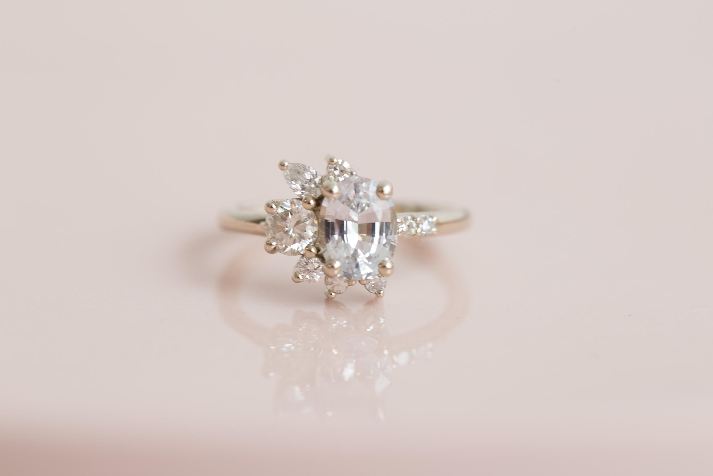 Colleen + Alex Sapphire Diamond Cluster-3.jpg