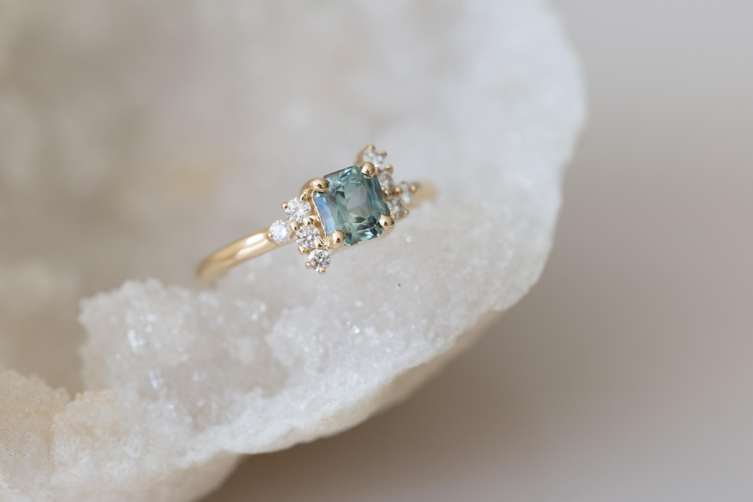 Dan + Layna Montana Sapphire Cluster Ring-3.jpg