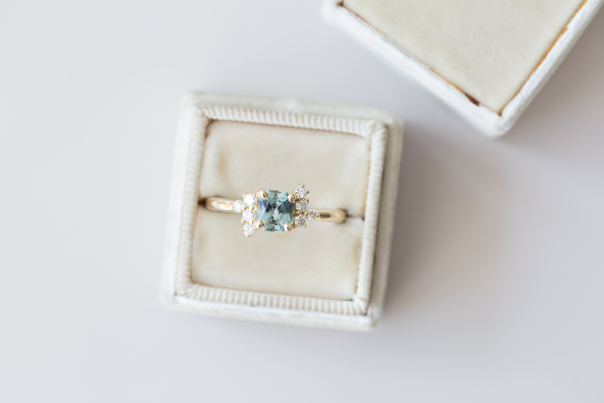 Dan + Layna Montana Sapphire Cluster Ring-4.jpg
