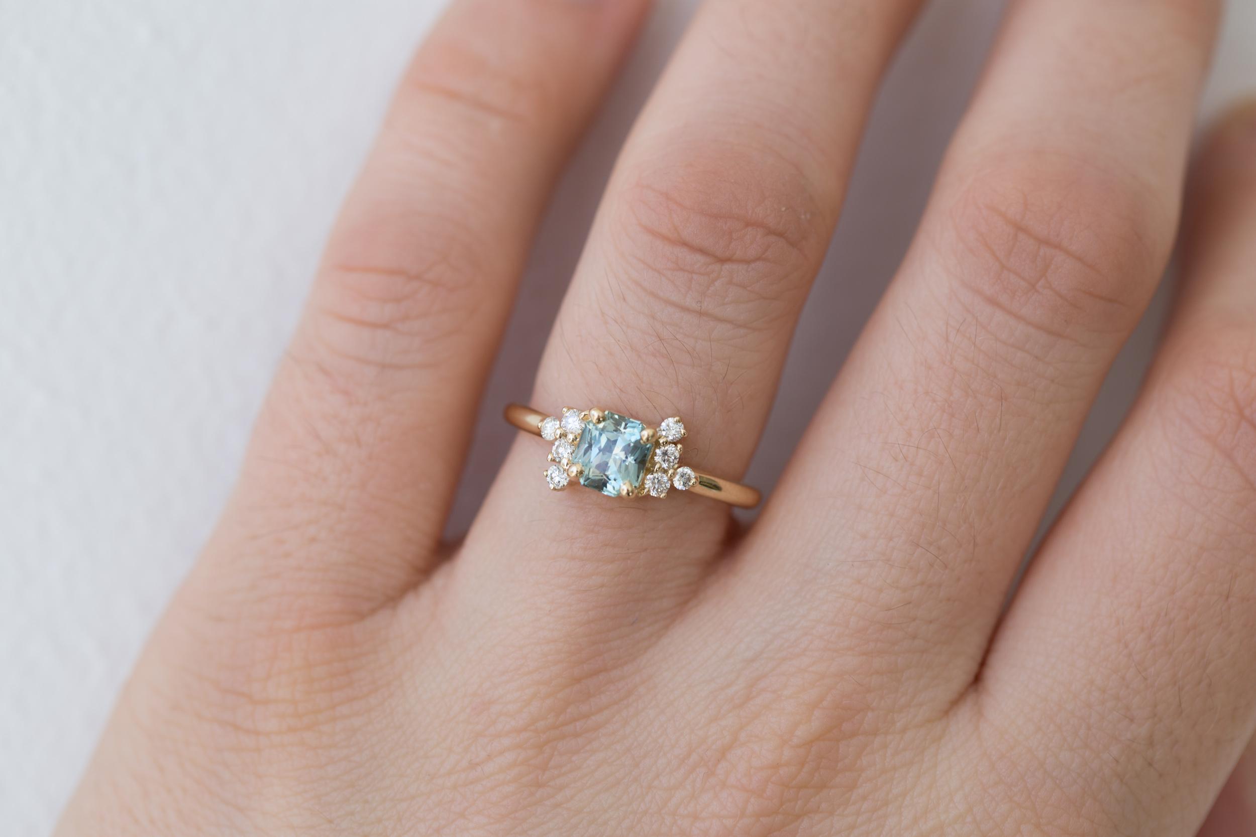 Dan + Layna Montana Sapphire Cluster Ring-7.jpg
