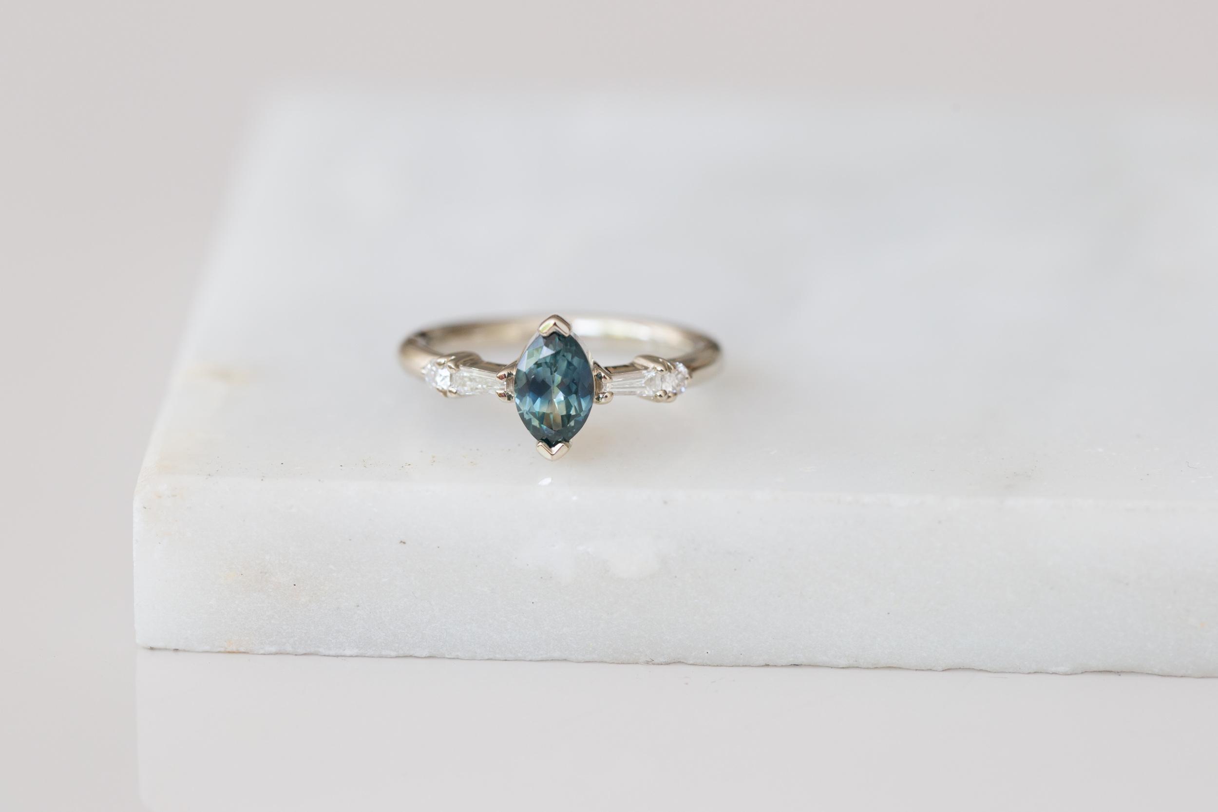 Dayna + Eric Marquise Montana Sapphire Engagment Ring-1.jpg