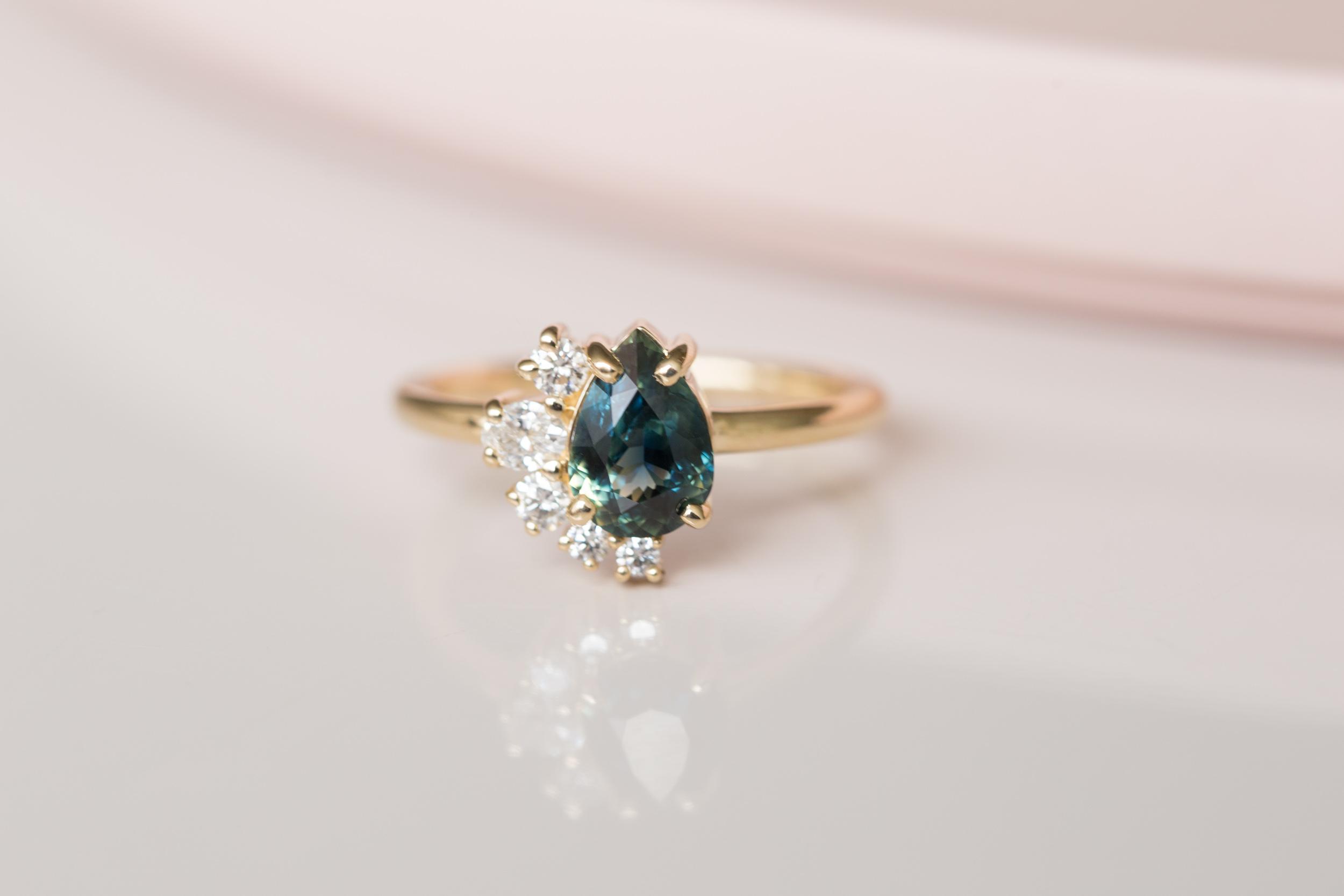 Eli Ring Bicolor Sapphire Diamond Cluster-10.jpg