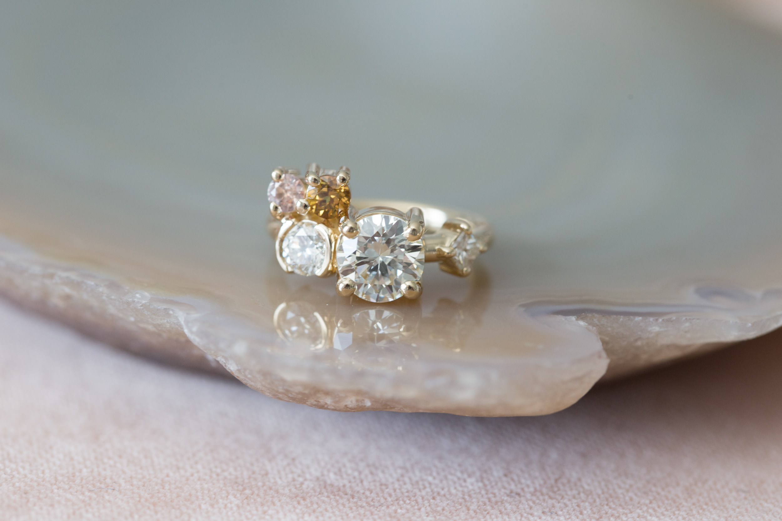 Holley + Robert Heirloom Diamond + Sapphire Ring-11.jpg