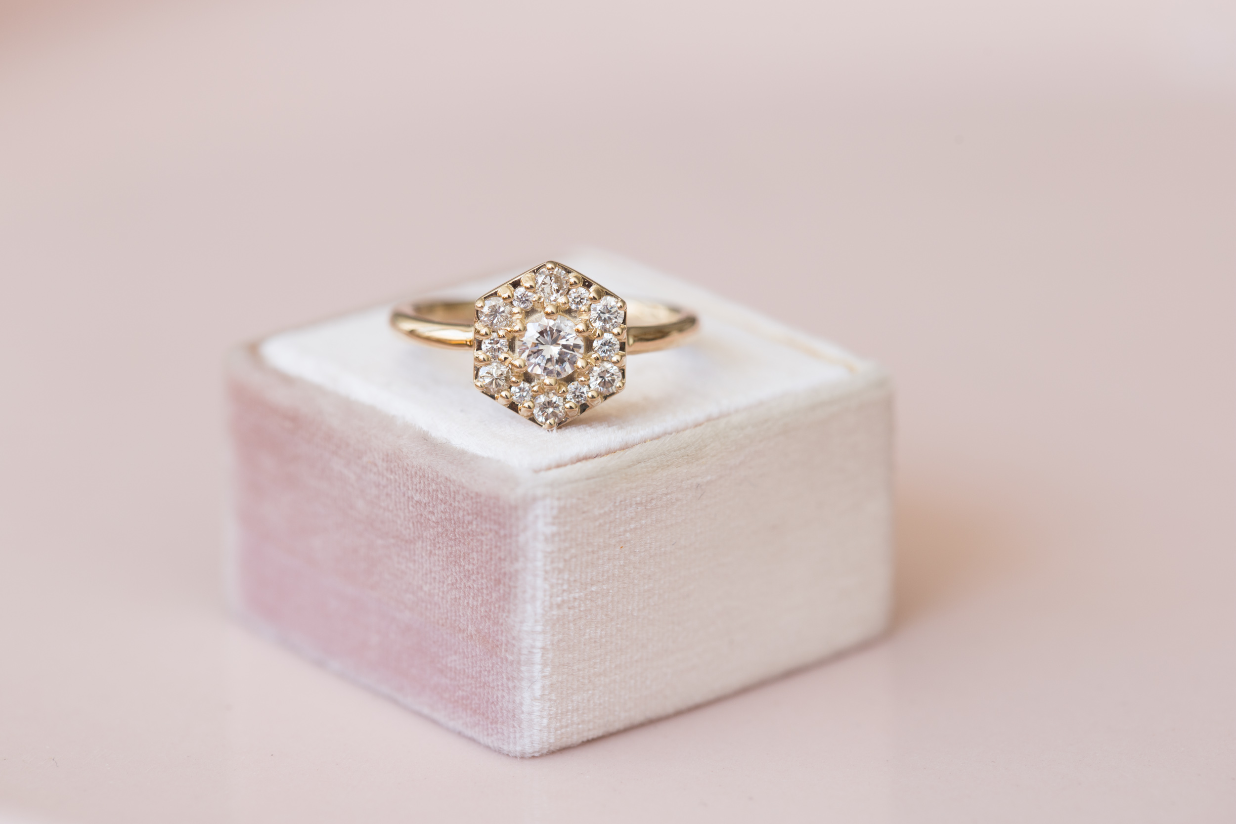 Jonathan + Kerri Heirloom Diamond Hexagon Ring-6.jpg