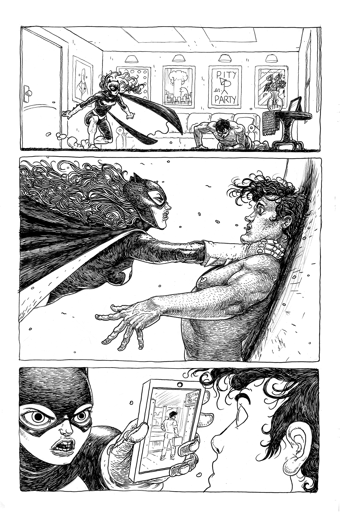 Batman Eternal page 11