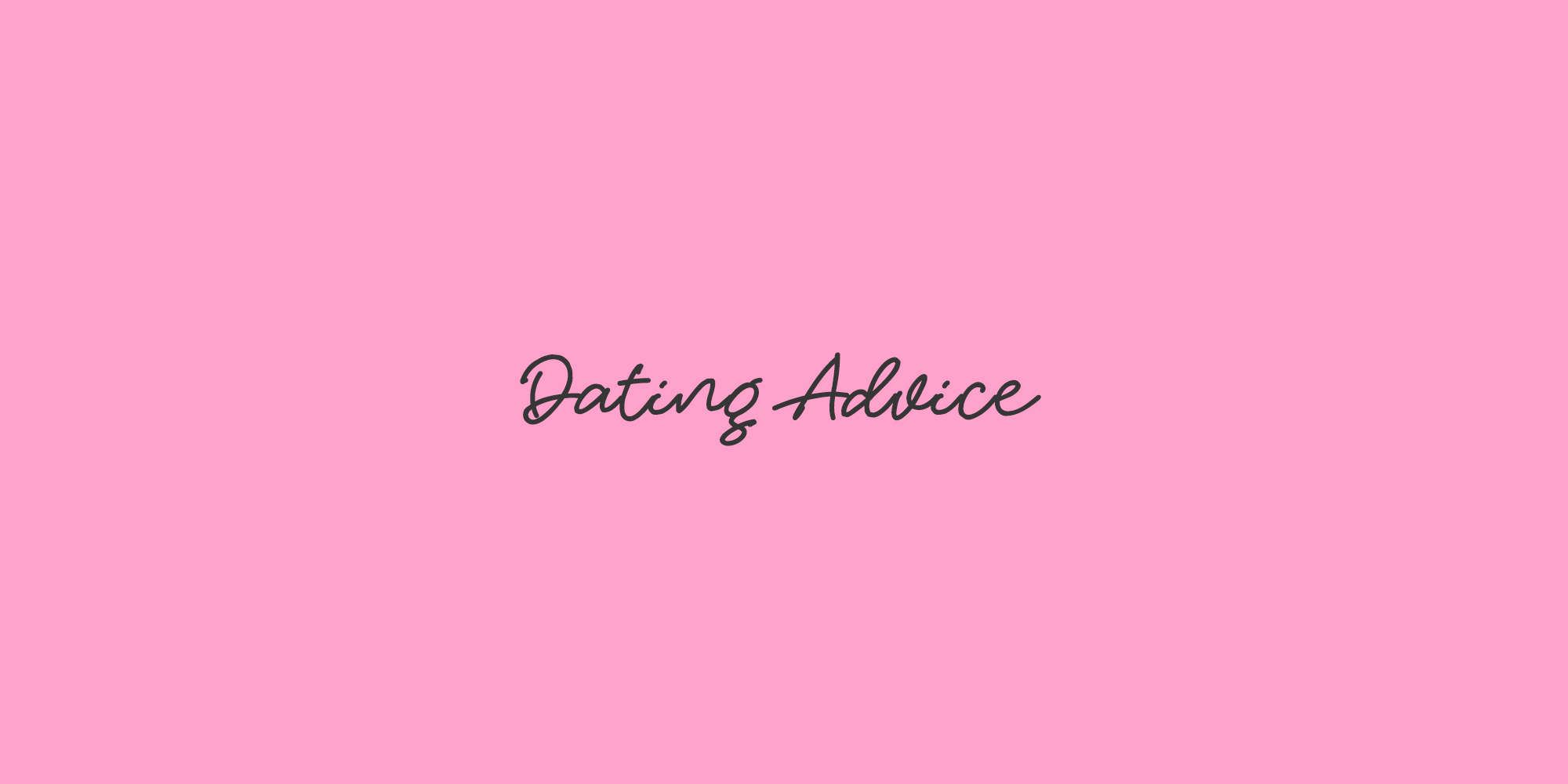 text dating advice