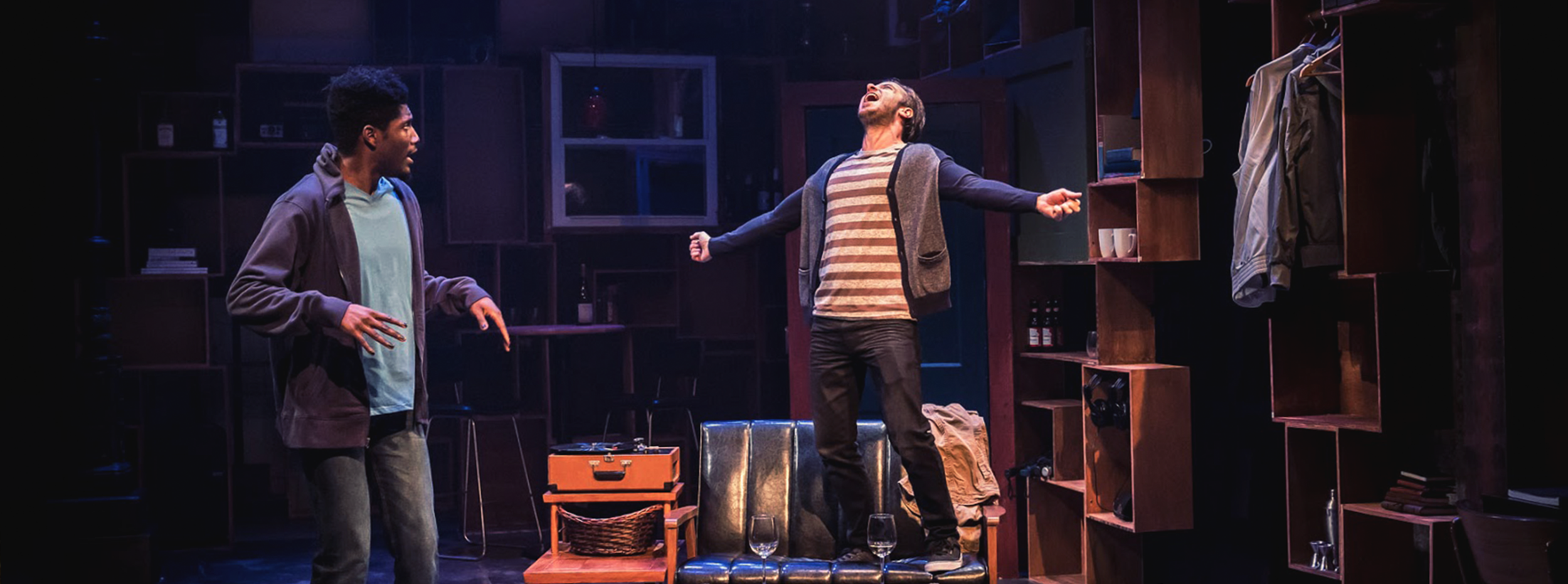 about face theatre  | CHICAGO premiere  |  by Harrison David Rivers -