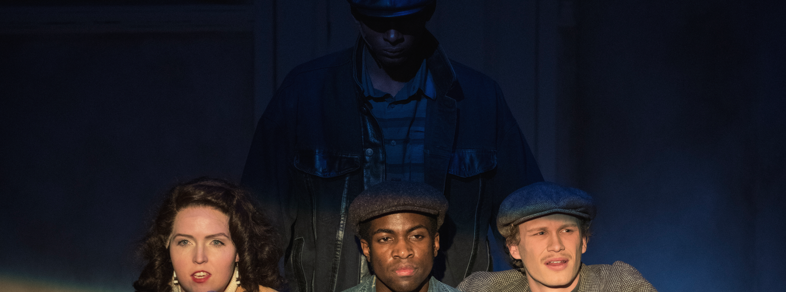 the theatre school  |  by Nambi E. Kelley From the Novel by Richard Wright -