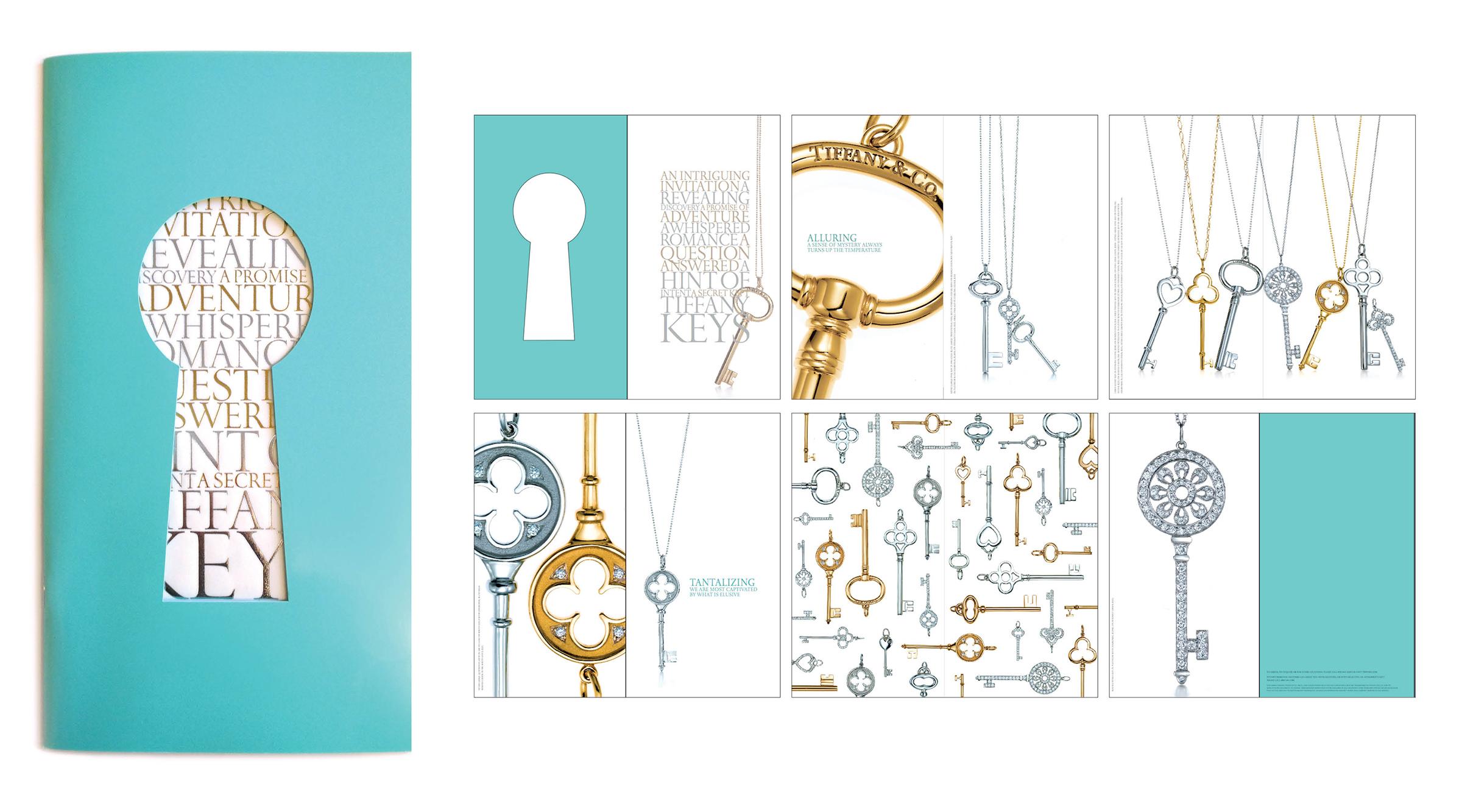 TIFFANY & CO  / catalogue — Denise Velez
