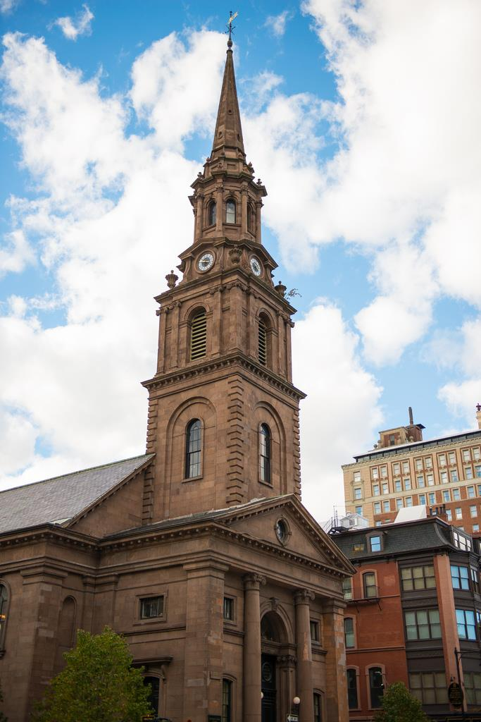 Arlington Street Church
