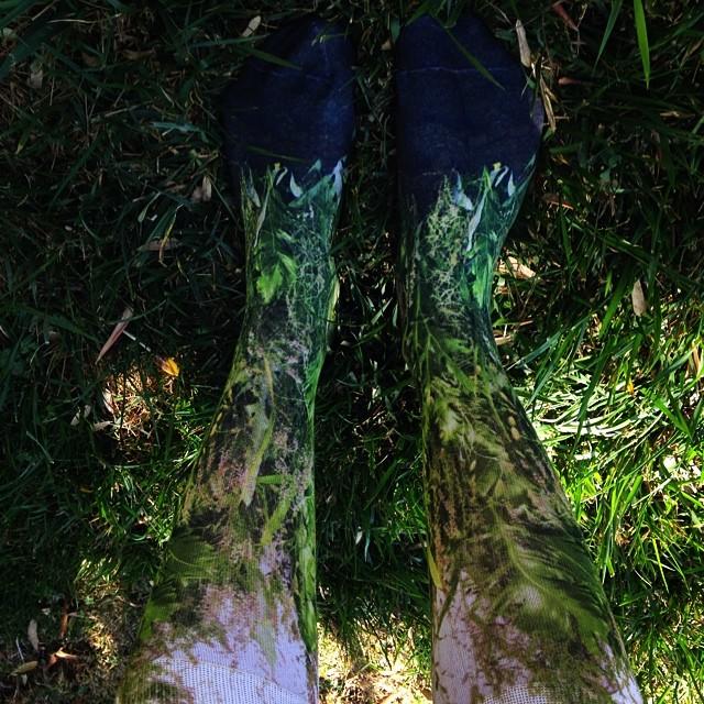 Happy feet 🌱