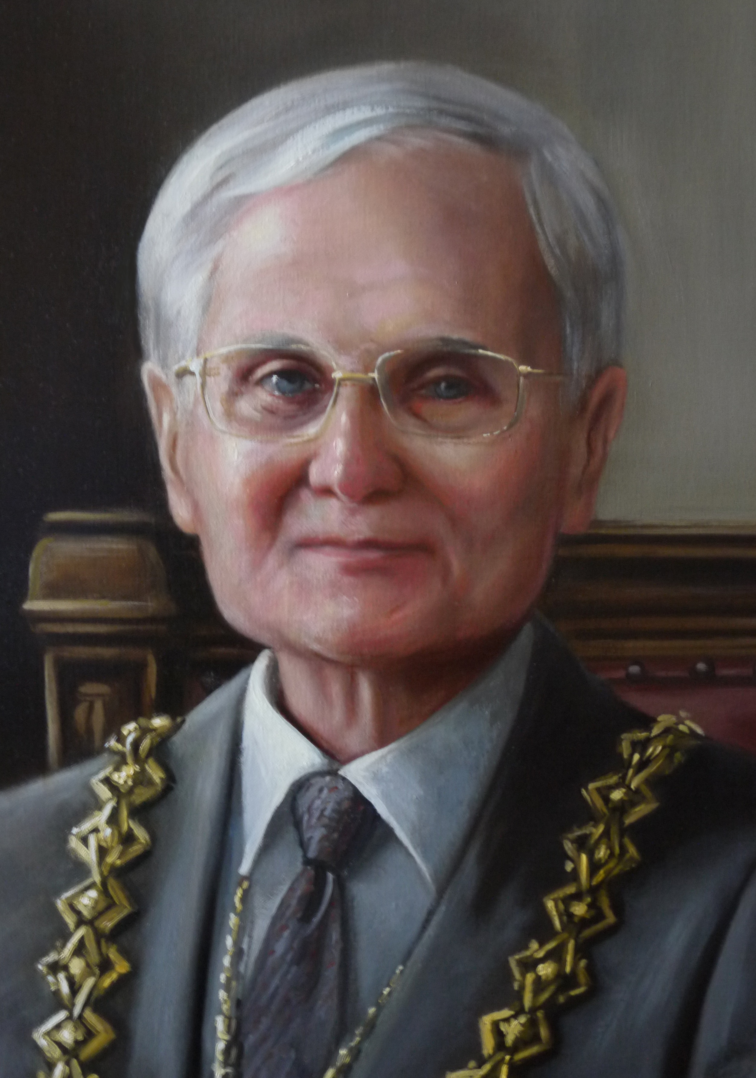Ian Borthwick, Lord Provost of Dundee