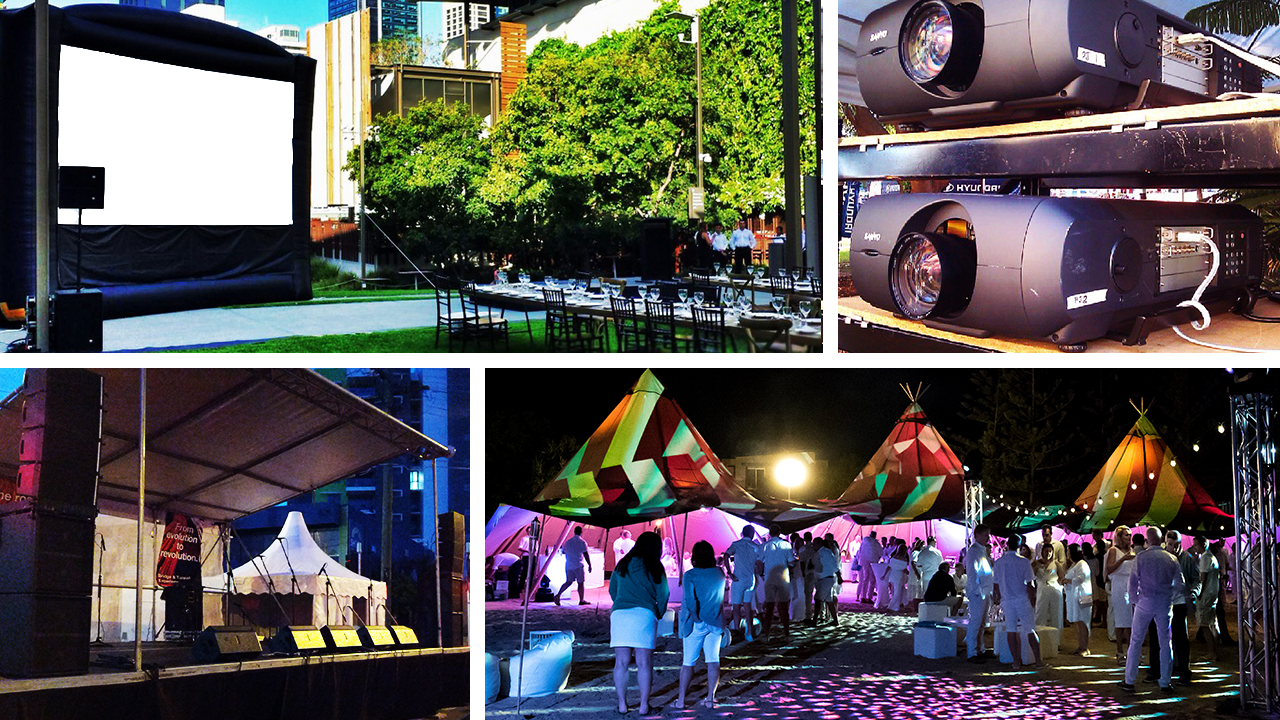 Outdoor - MOVIE CINEMA | MOBILE STAGES | PROJECTION MAPPING | OUTDOOR FESTIVALS & ACTIVATIONS