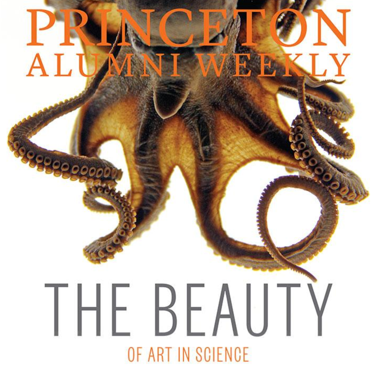 Cover Image: Princeton Alumni Weekly Magazine
