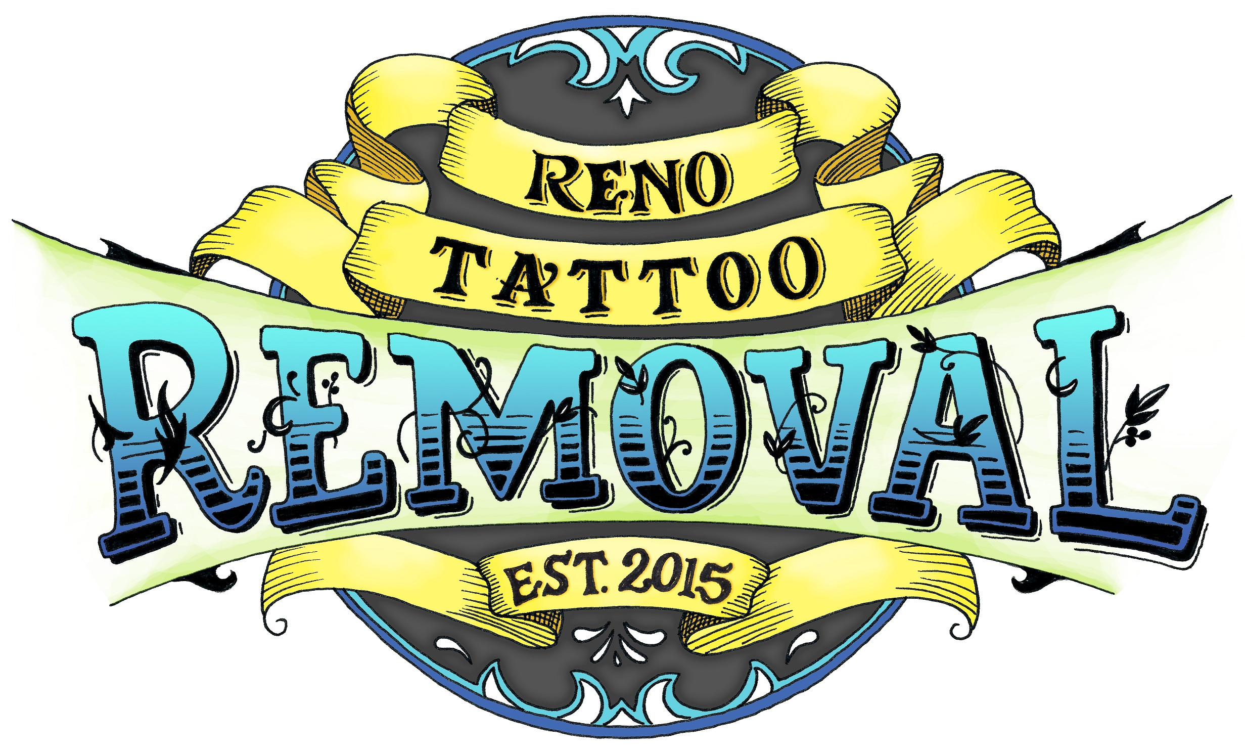 Reno Tattoo Removal logo